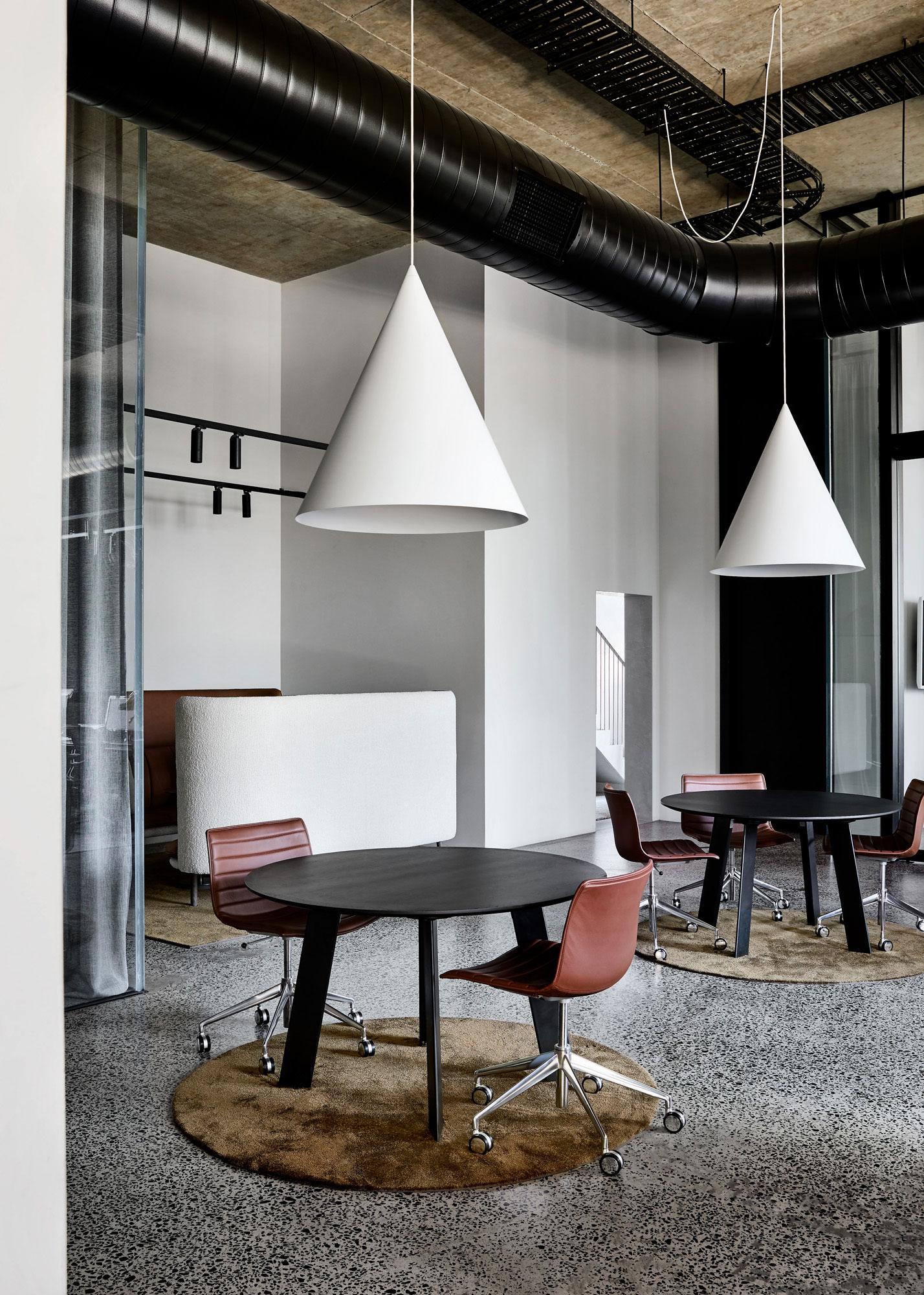 Ironside Office in South Melbourne by Brahman Perera.