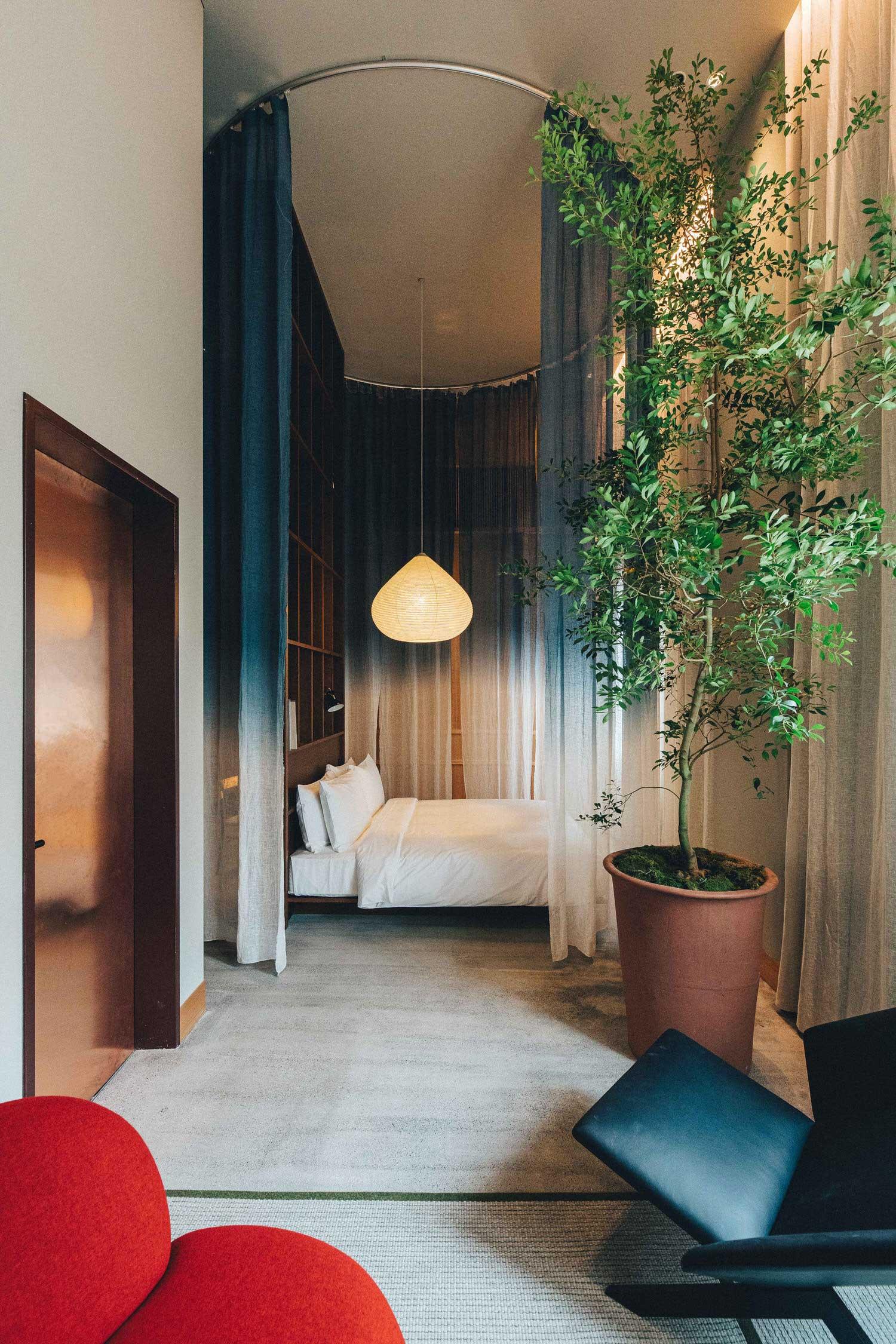 K5 Tokyo, Claesson Koivisto Rune, Hotel Design, Photo Yikin Hyo | Yellowtrace