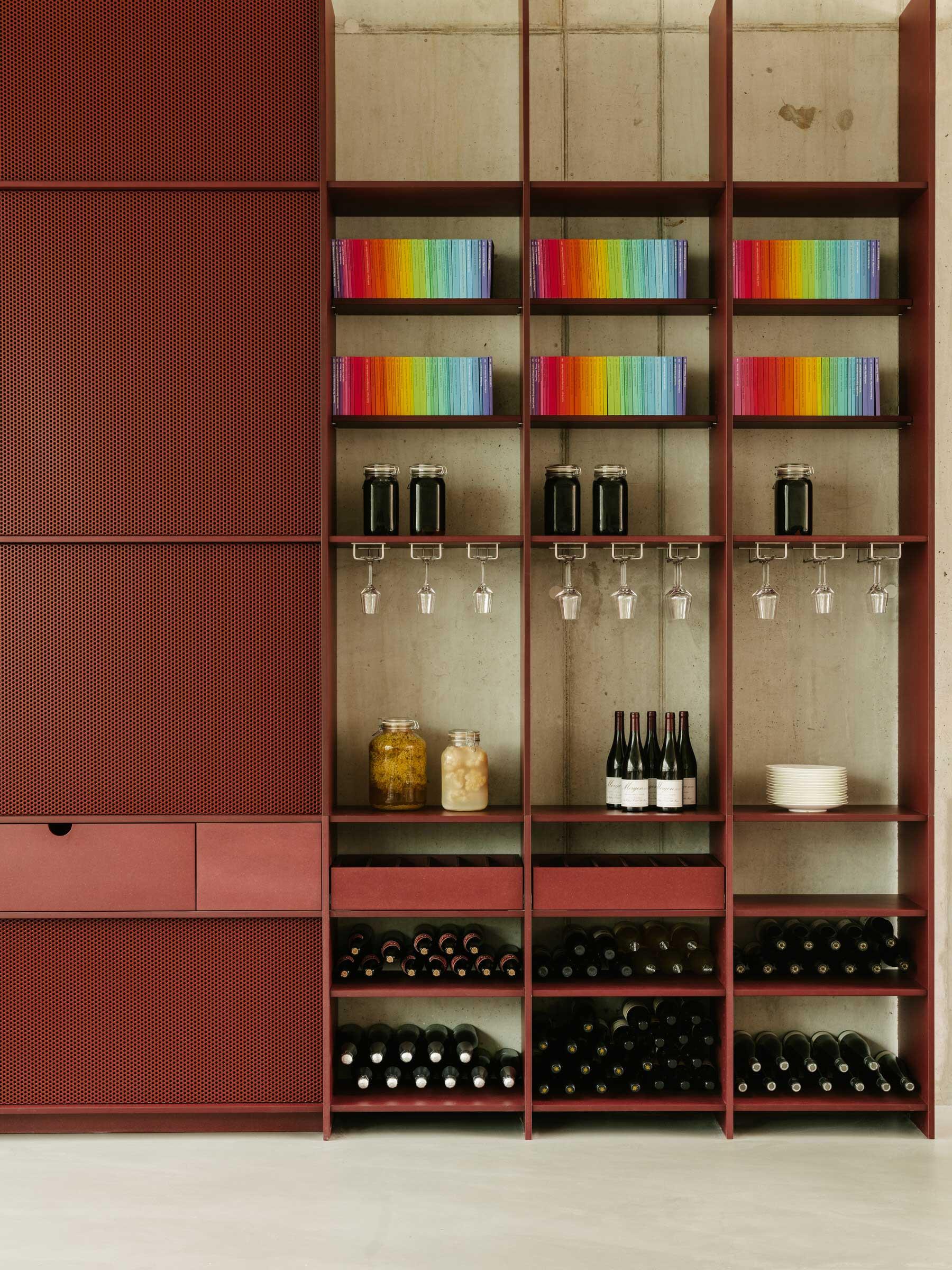 Ester Bruzkus Architekten, Restaurant Remi Berlin, Hospitality Design, Photo Robert Rieger | Yellowtrace