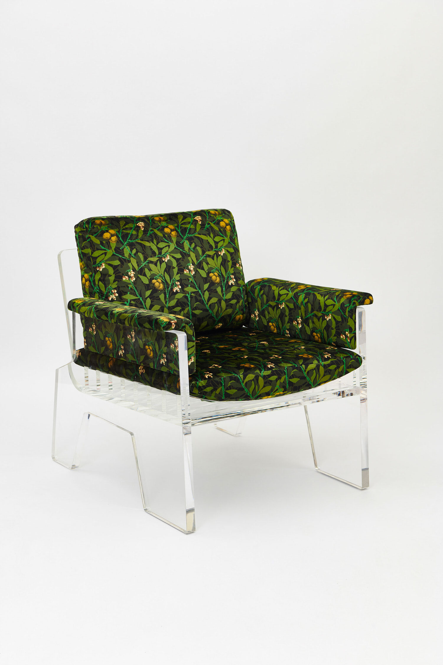 Aria Arcrylic Armchair, Coexist Shanghai, Objective Collection, Collectible Design China | Yellowtrace