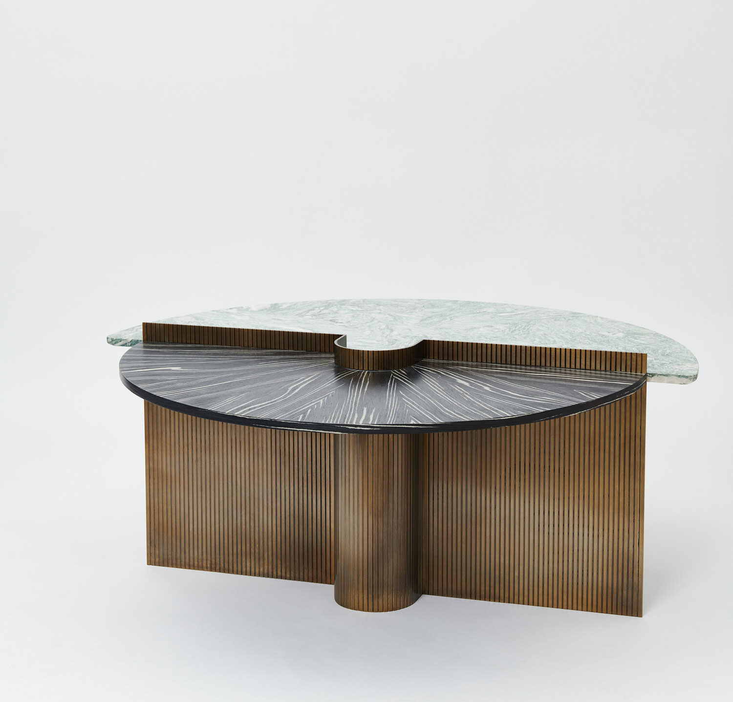 Fan Table, Coexist Shanghai, Objective Collection, Collectible Design China | Yellowtrace
