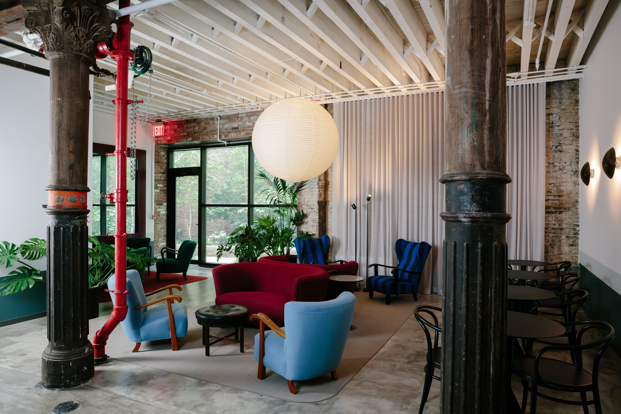 Civilivn, Newlab Co Working Space New York, Photo Brian W Ferry | Yellowtrace