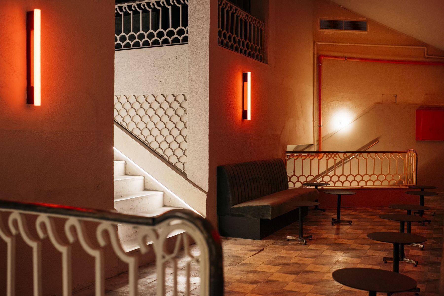 Sala Equis, Madrid Cinema Interiors, Plantea Estudio, Photo Lucia Marcano | Yellowtrace