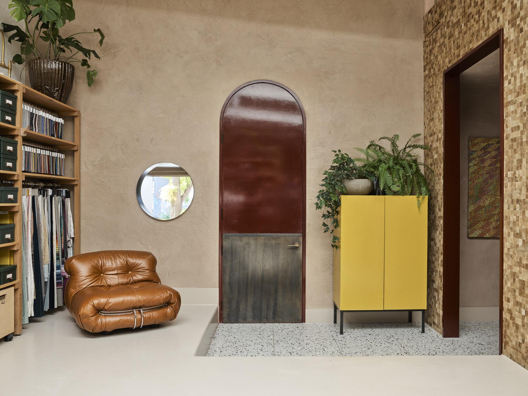 David Flack Studio, Fitzroy, Melbourne Interiors, Photo Anson Smart   Yellowtrace