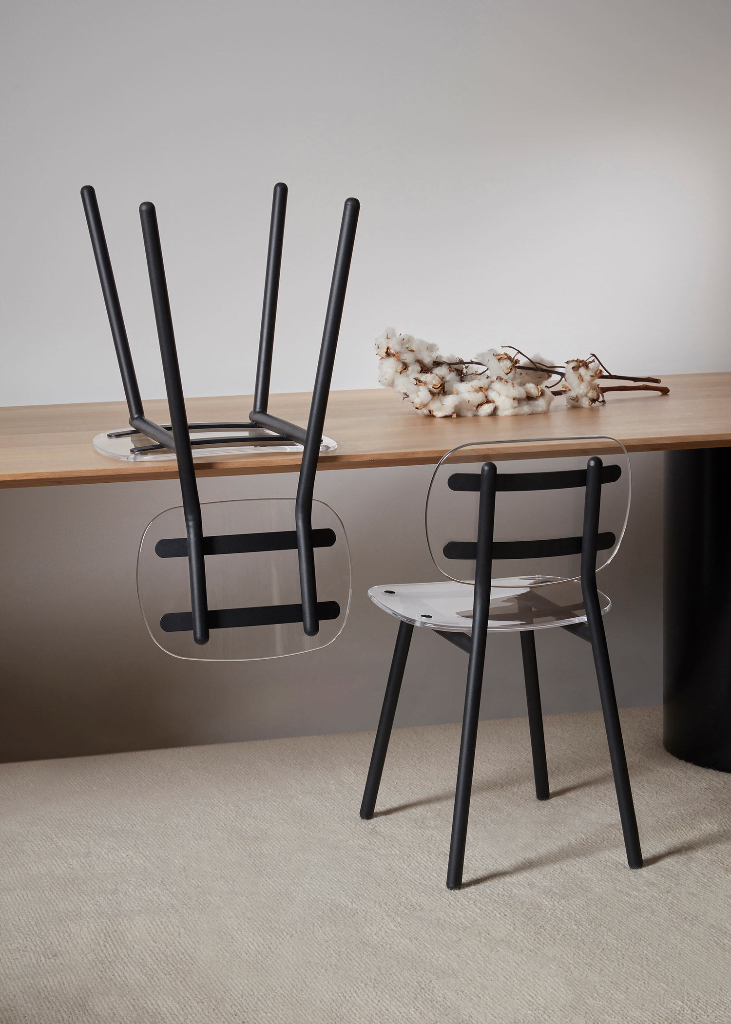DesignByThem Fenster Chair, Australian Design   Yellowtrace