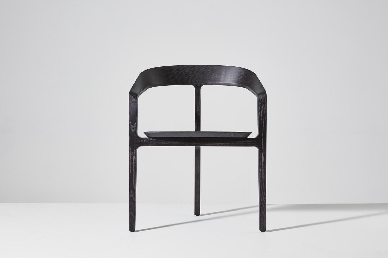 DesignByThem Bow Chair Black, Australian Design   Yellowtrace