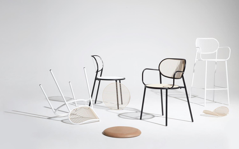 DesignByThem Piper Chair Collection, Australian Design   Yellowtrace