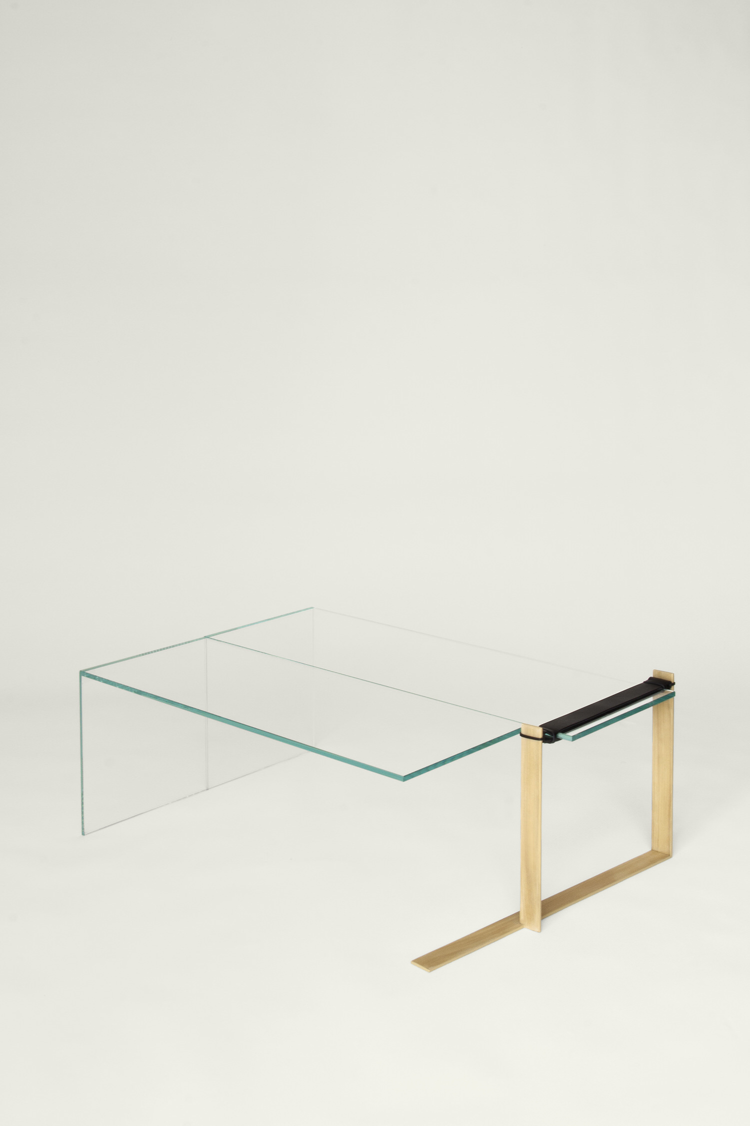 Grace Prince, Clear Coffee Table, Collectible Design | Yellowtrace