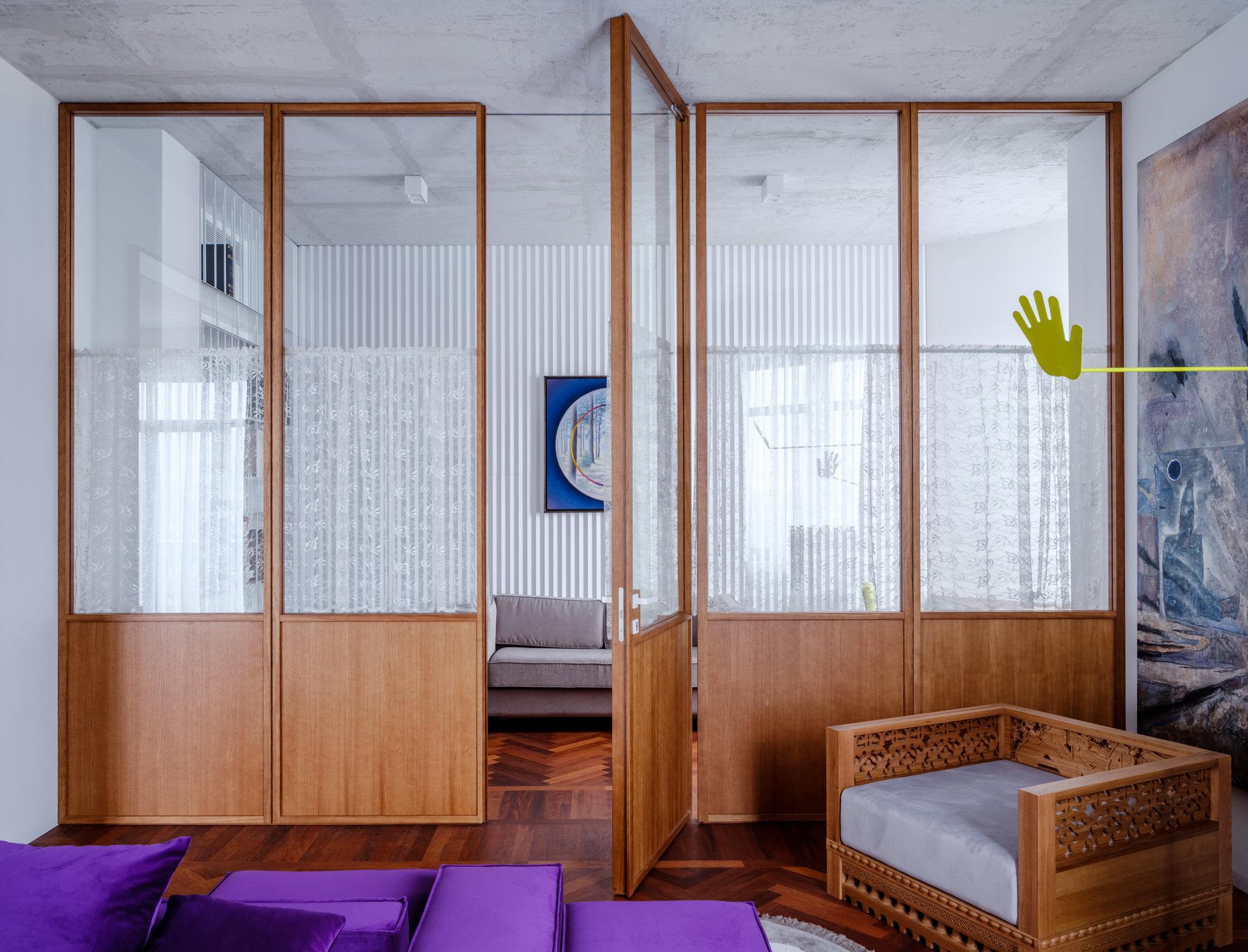 Crosby Studios, Ksenia Chilingarova Apartment, Moscow Interiors, Photo Mikhail Loskutov   Yellowtrace