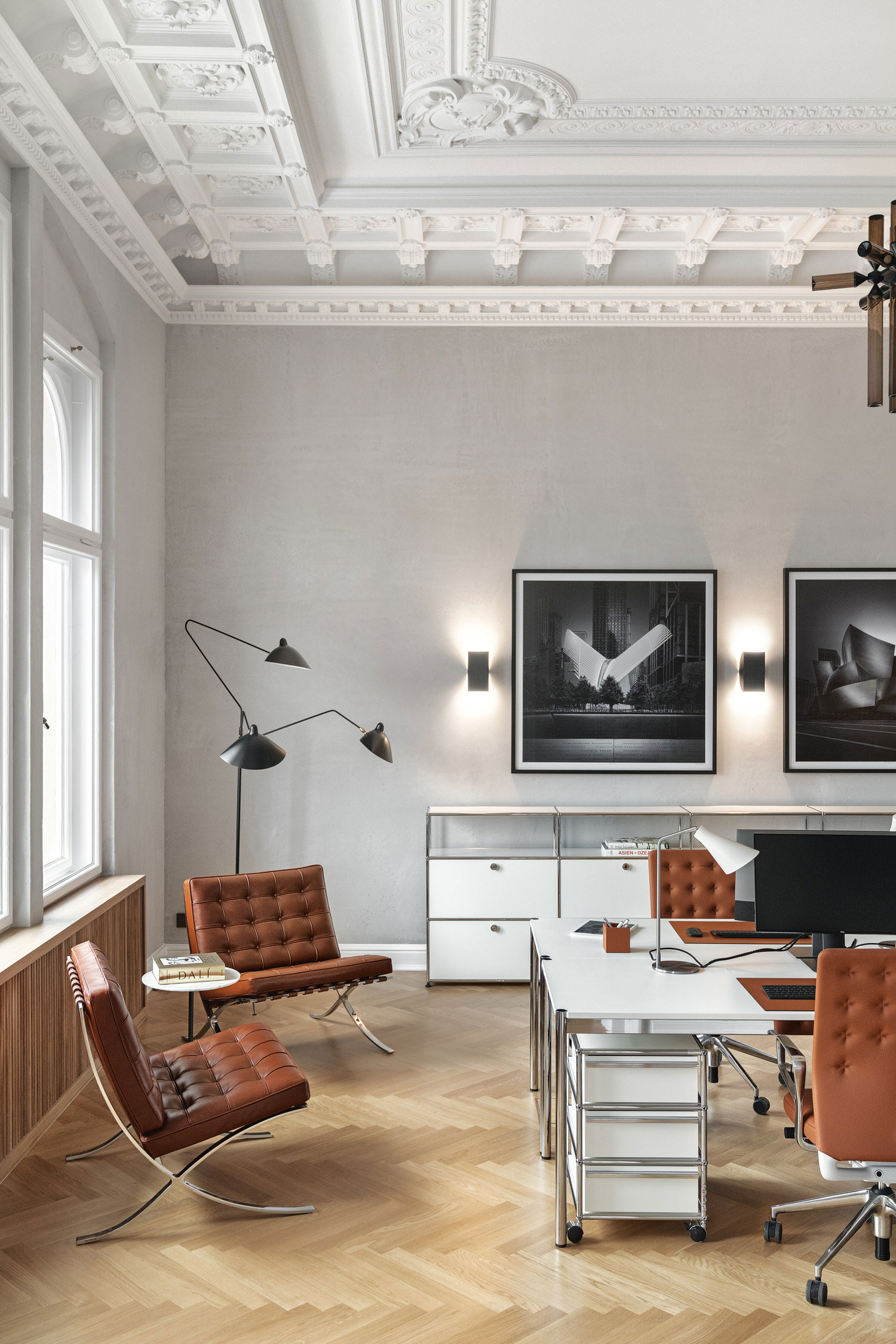 Maria Murawsky, Office E Berlin, Luxury Office Interiors, Photo Tom Kurek | Yellowtrace