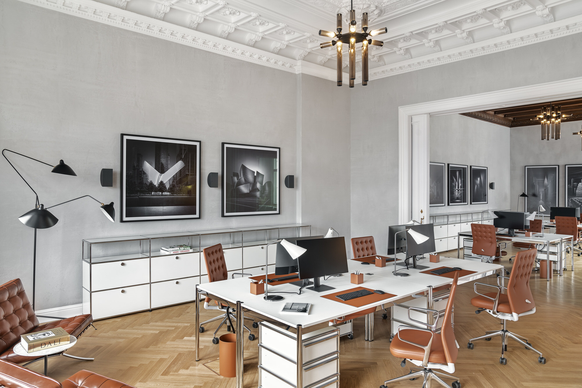 Maria Murawsky, Office E Berlin, Luxury Office Interiors, Photo Tom Kurek | Yellowtrace