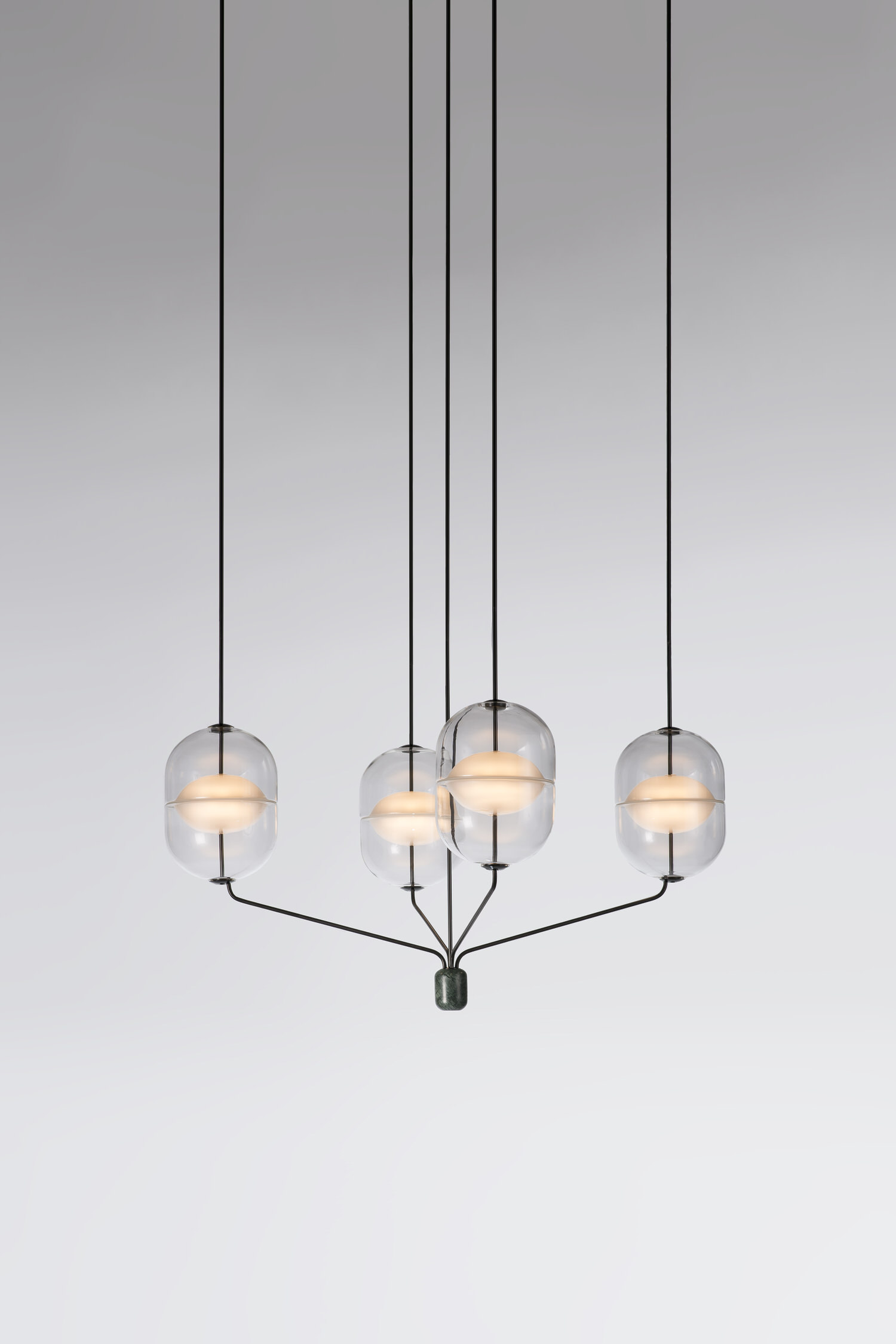 Indre Lighting Collection by Nikolai Kotlarczyk for Rakumba, Lighting Design | Yellowtrace