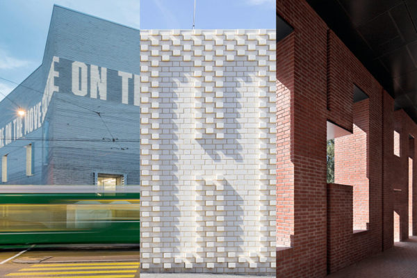 #yellowtracexbrickworks Typography With Bricks Curated By Yellowtrace