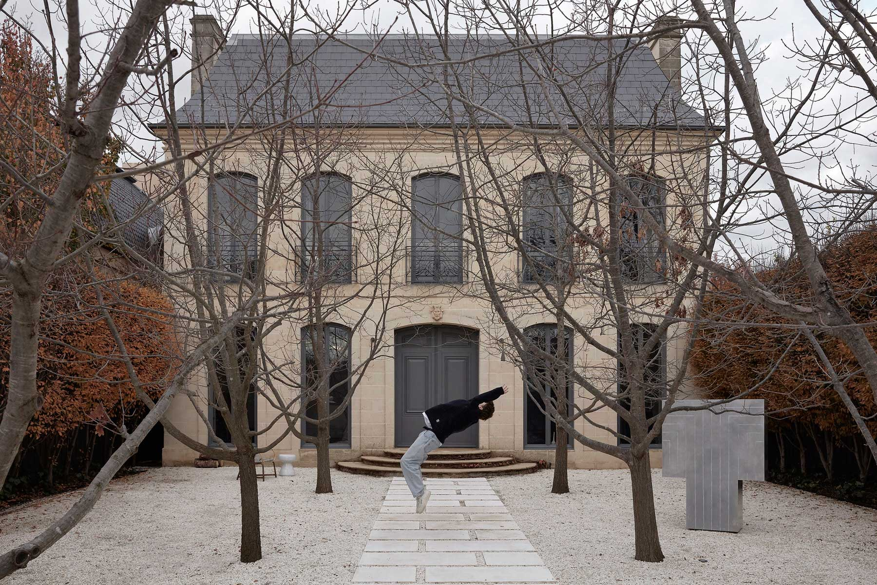 Ottawa Road House in Toorak by Fiona Lynch.