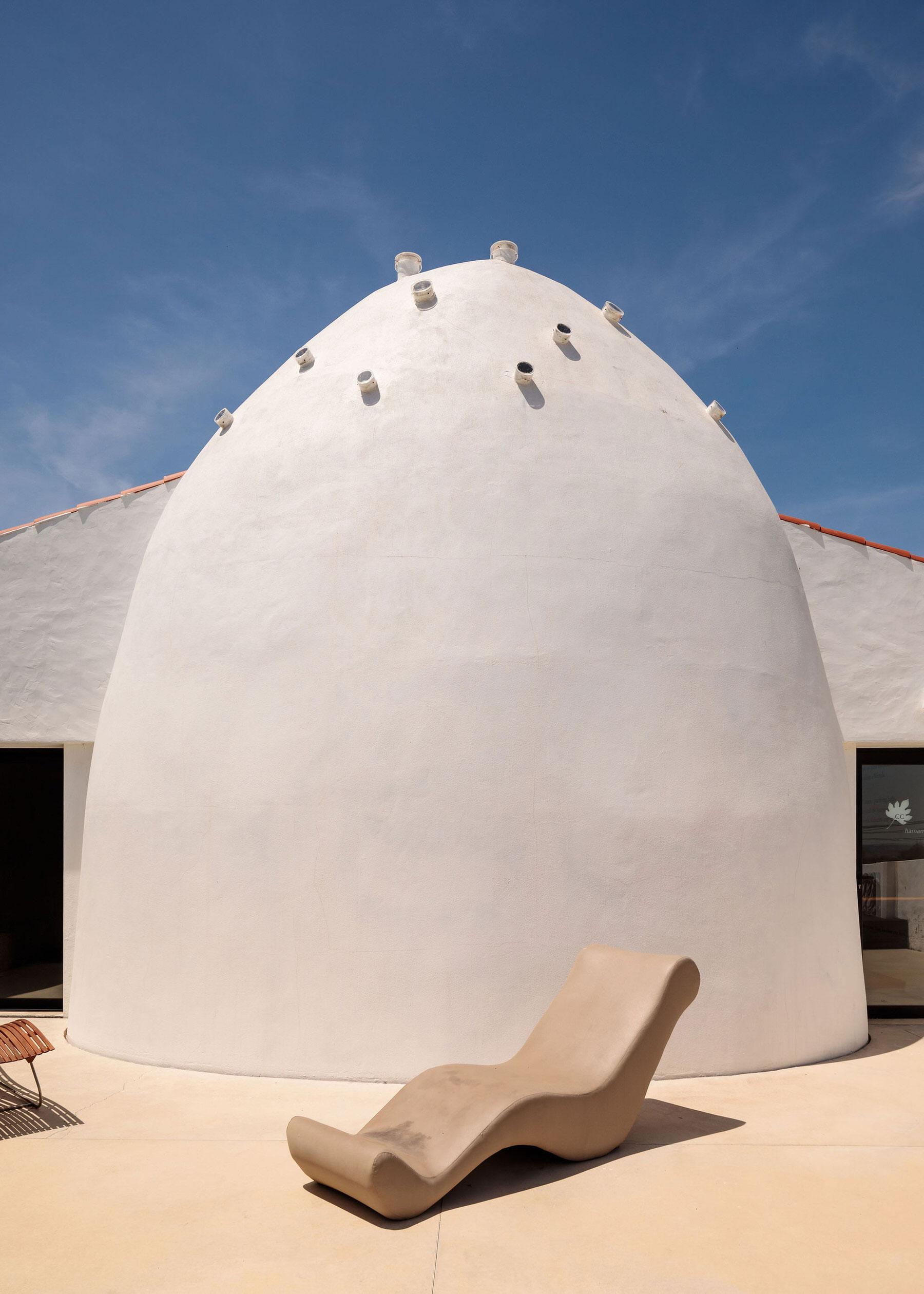 Ressano Garcia, Hammam Spa in Portugal, Photo Francisco Nogueira | Yellowtrace