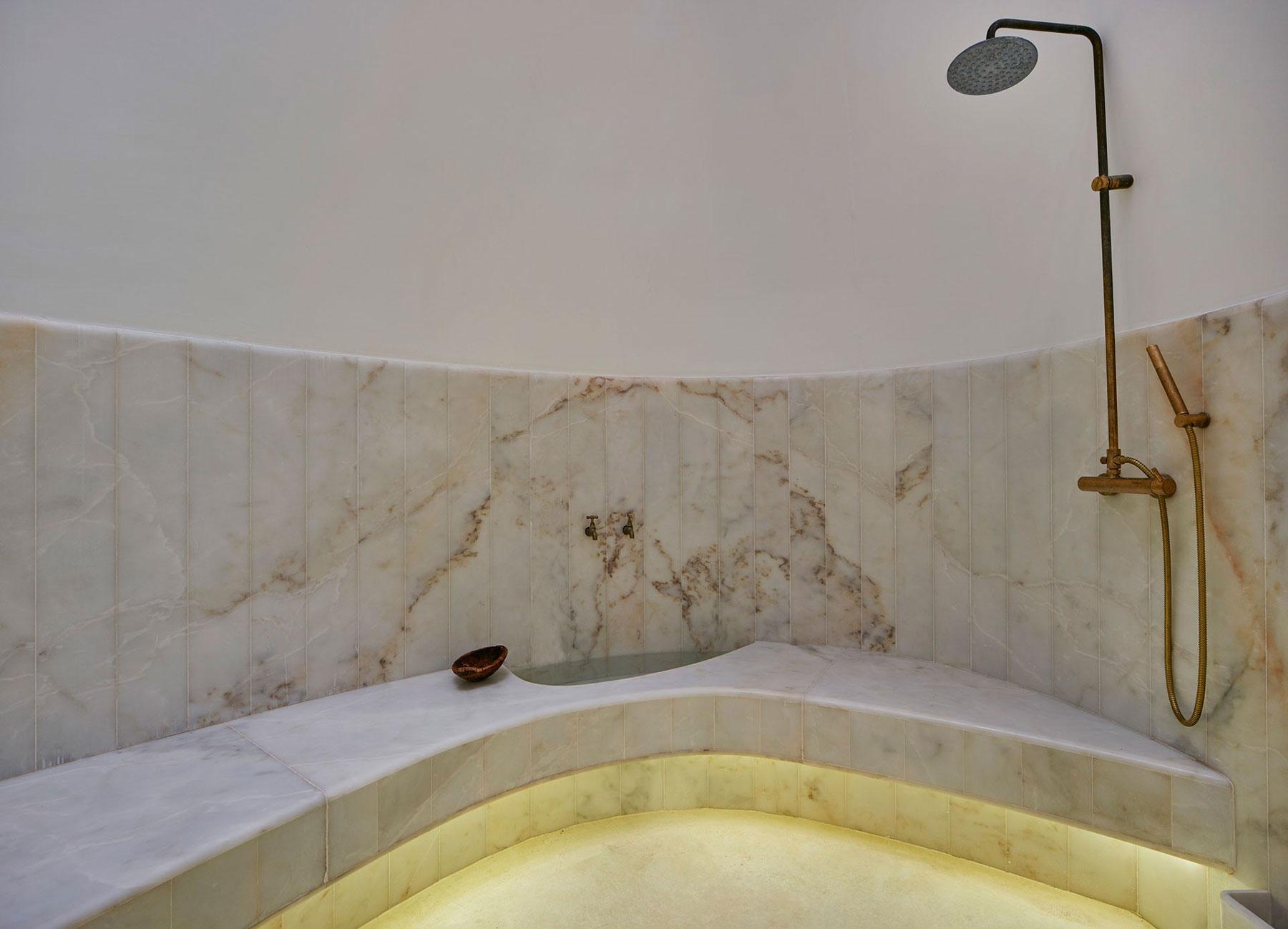 Ressano Garcia, Hammam Spa in Portugal, Wellness Interiors | Yellowtrace