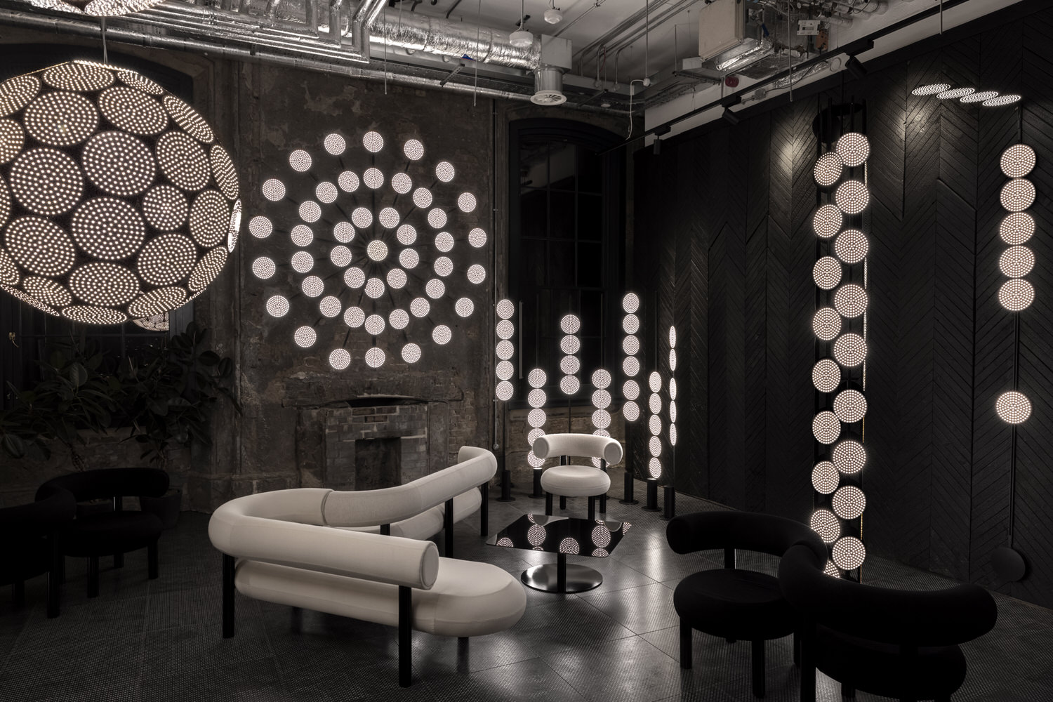 Tom Dixon's Latest Collections Unveiled in London + Win a Swirl Side Table!