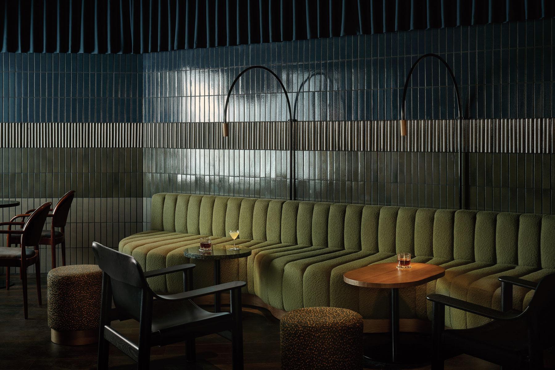 Bardem Cocktail Bar, Helsinki Interiors, Fyra, Photo Riikka Kantinkoski | Yellowtrace