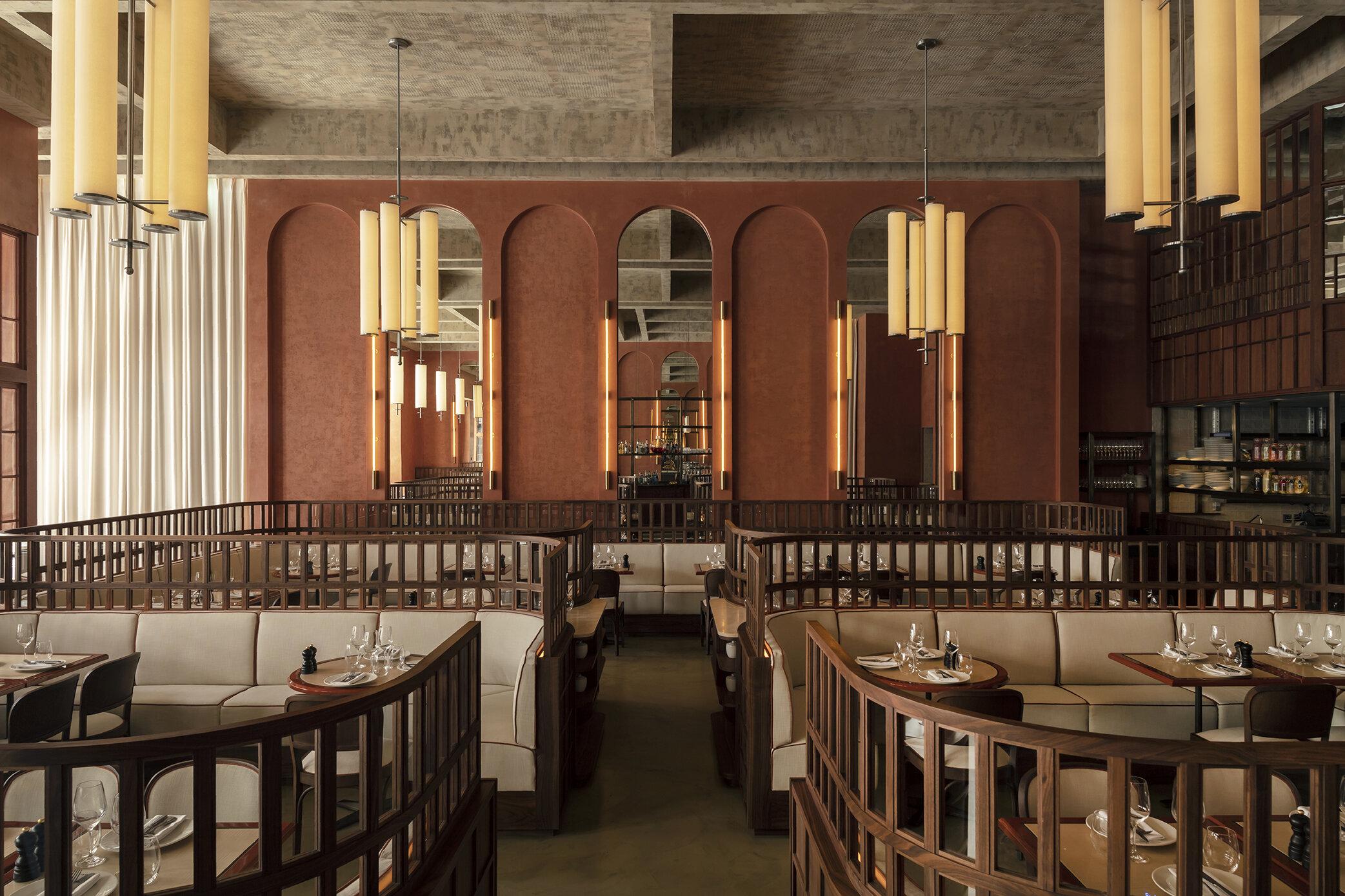 Maison François Brasserie London, The Guild Of Saint Luke / John Whelan | Yellowtrace