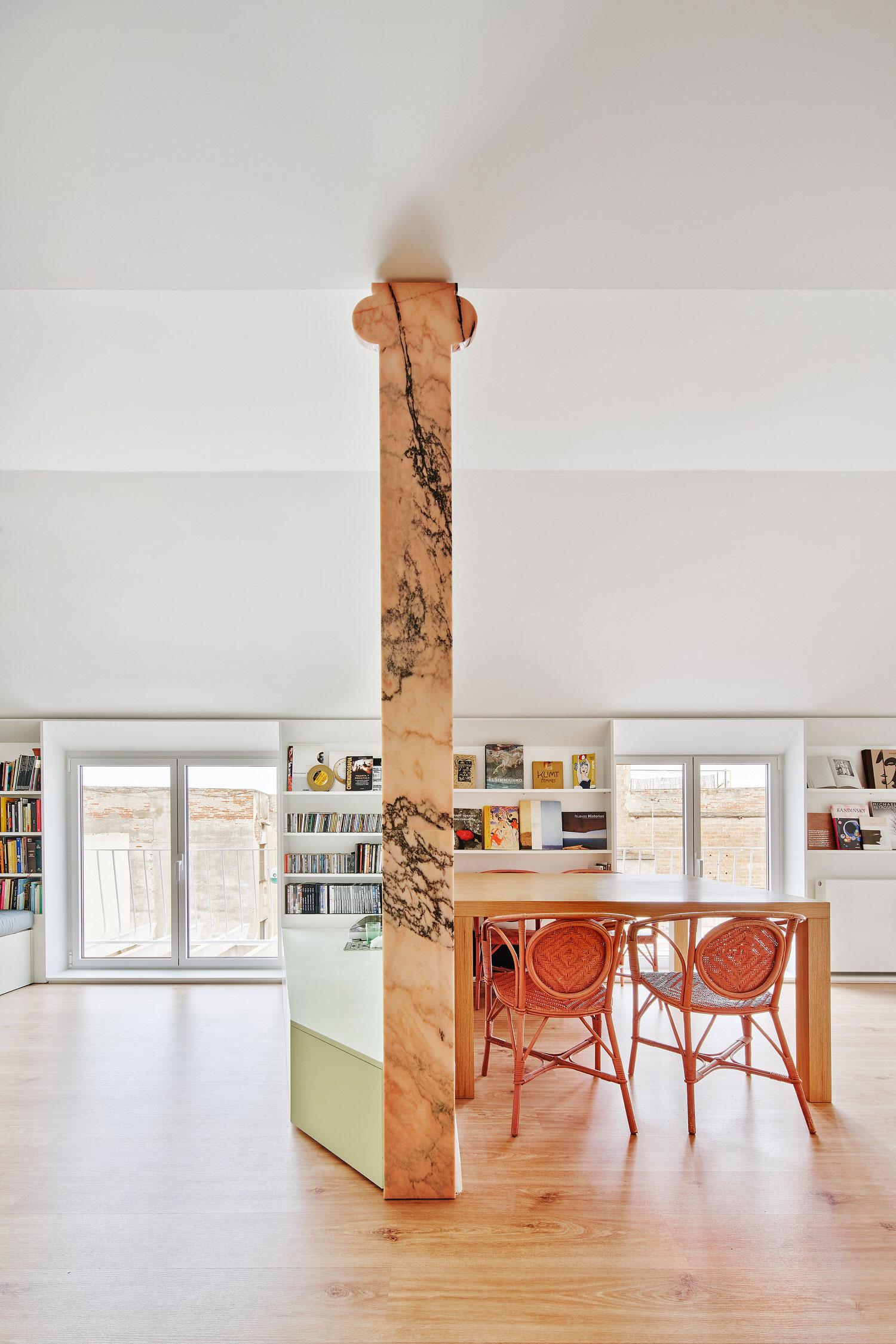 Providencia House, Barcelona Apartment, AMOO, Photo Jose Hevia | Yellowtrace