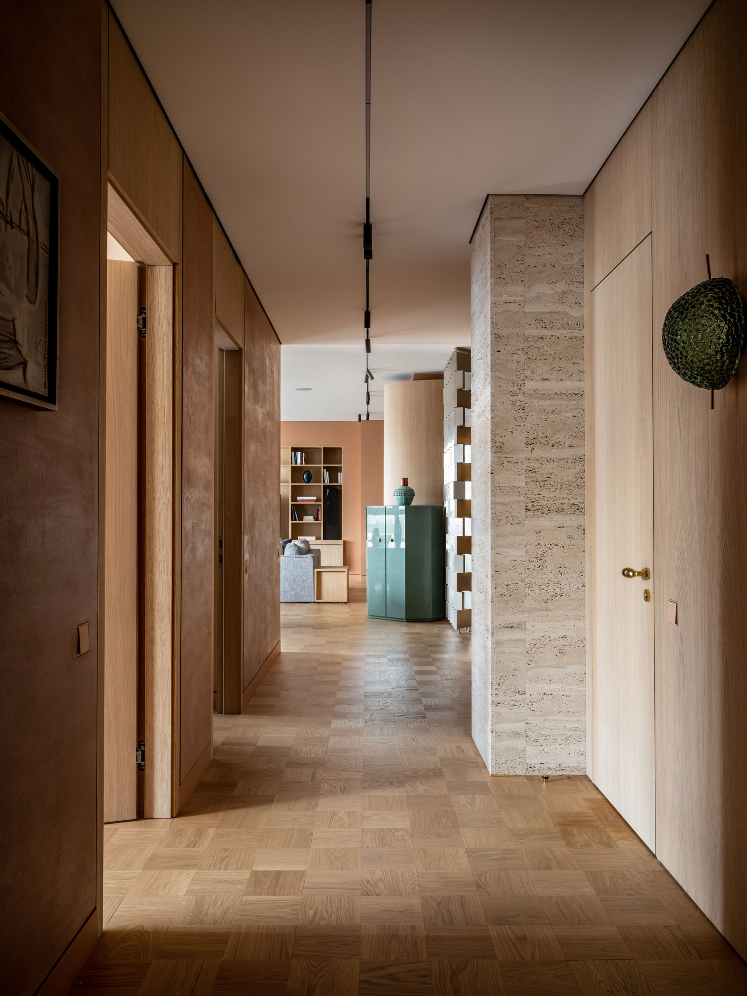 Agnes Rudzite, Moscow Appartment Interiors, Photo Mikhail Loskutoff | Yellowtrace