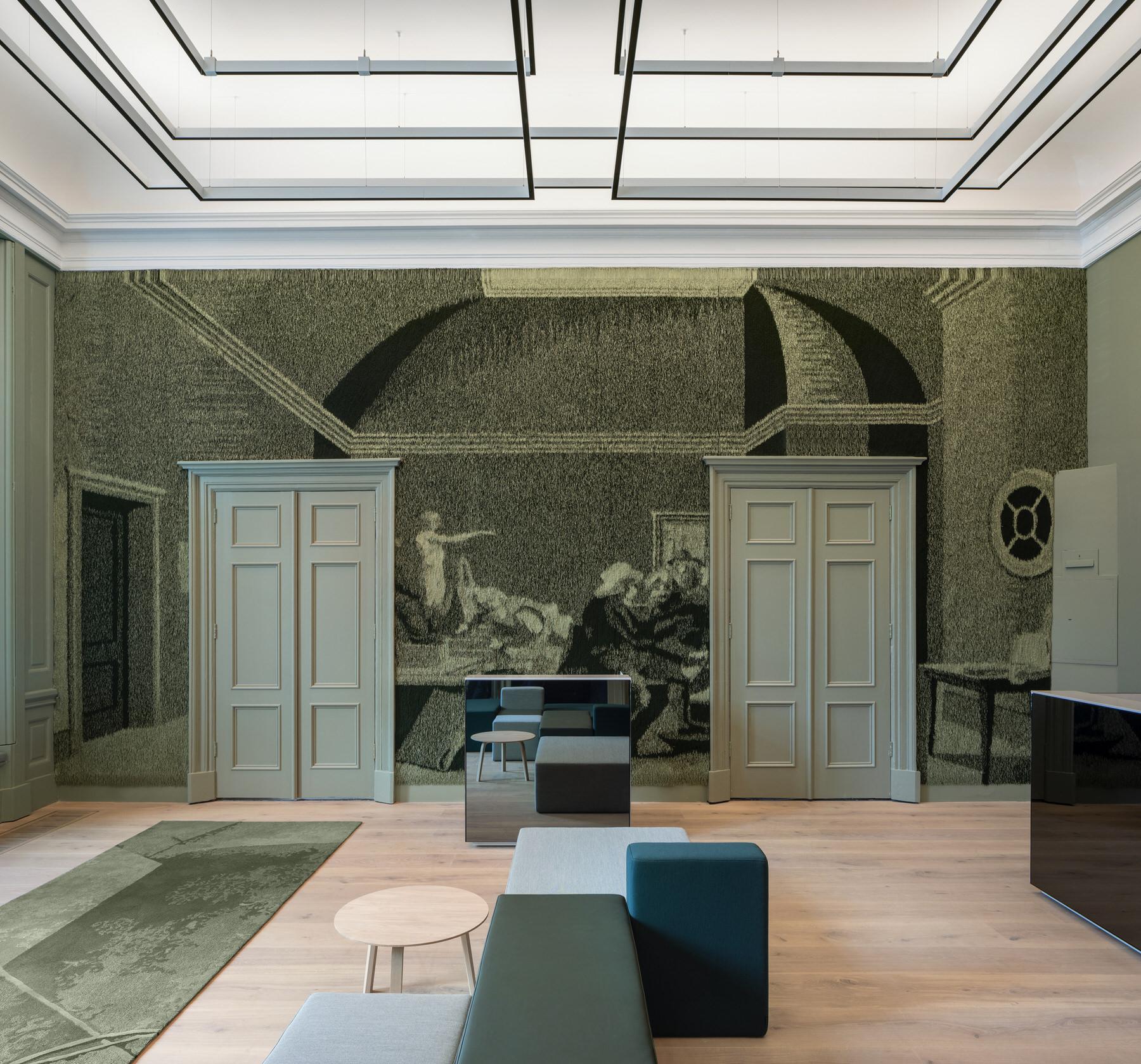 Entree, Felix Meritis Renovation, Amsterdam, I29 | Yellowtrace