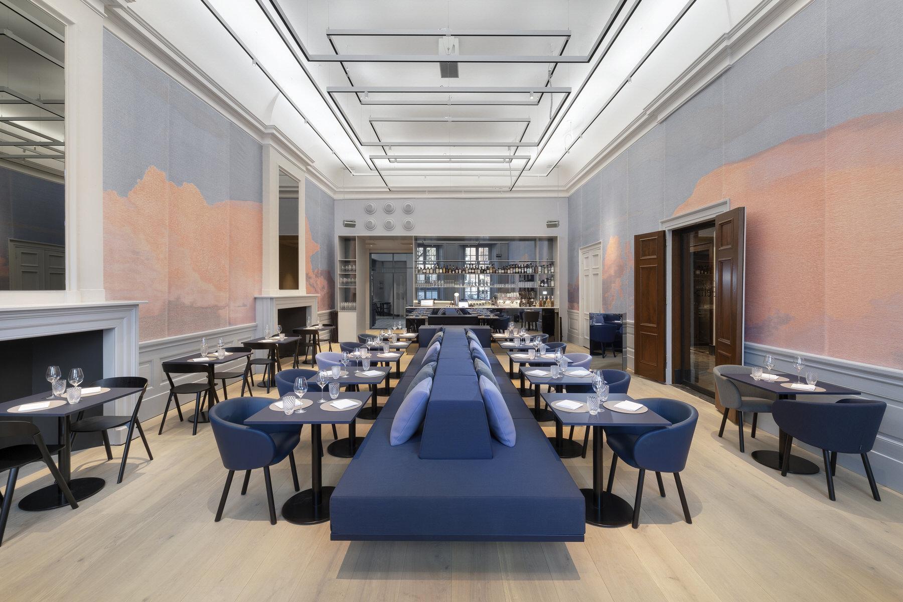 Felix Restaurant, Felix Meritis Renovation, Amsterdam, I29 | Yellowtrace