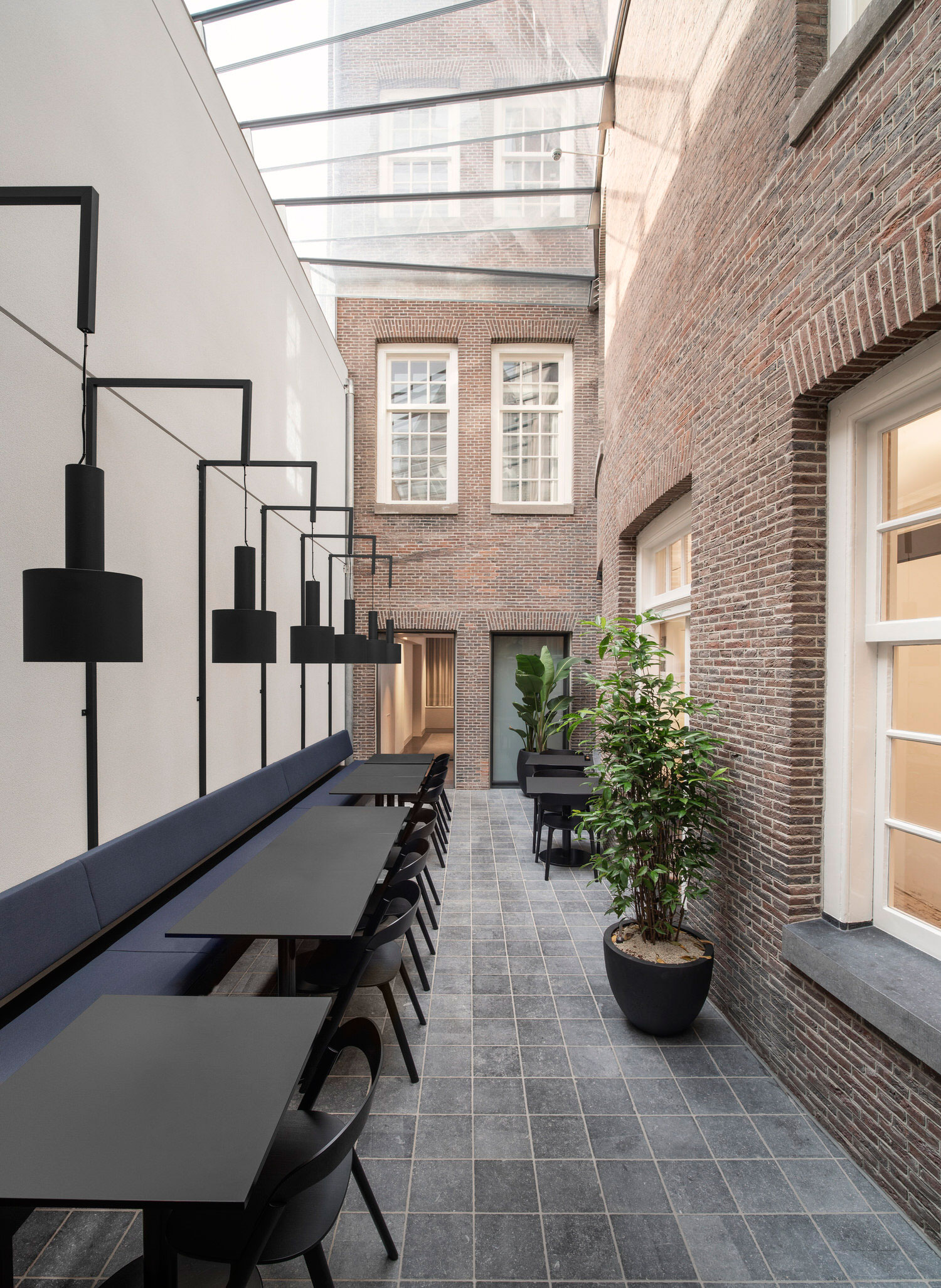 Trappenhuis Lichthof, Felix Meritis Renovation, Amsterdam, I29 | Yellowtrace