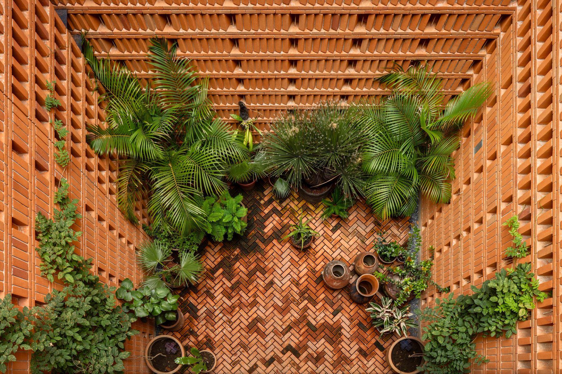Iturbide Studio Mexico City Brick Architecture Taller Mauricio Rocha Gabriela Carrillo Yellowtrace 10