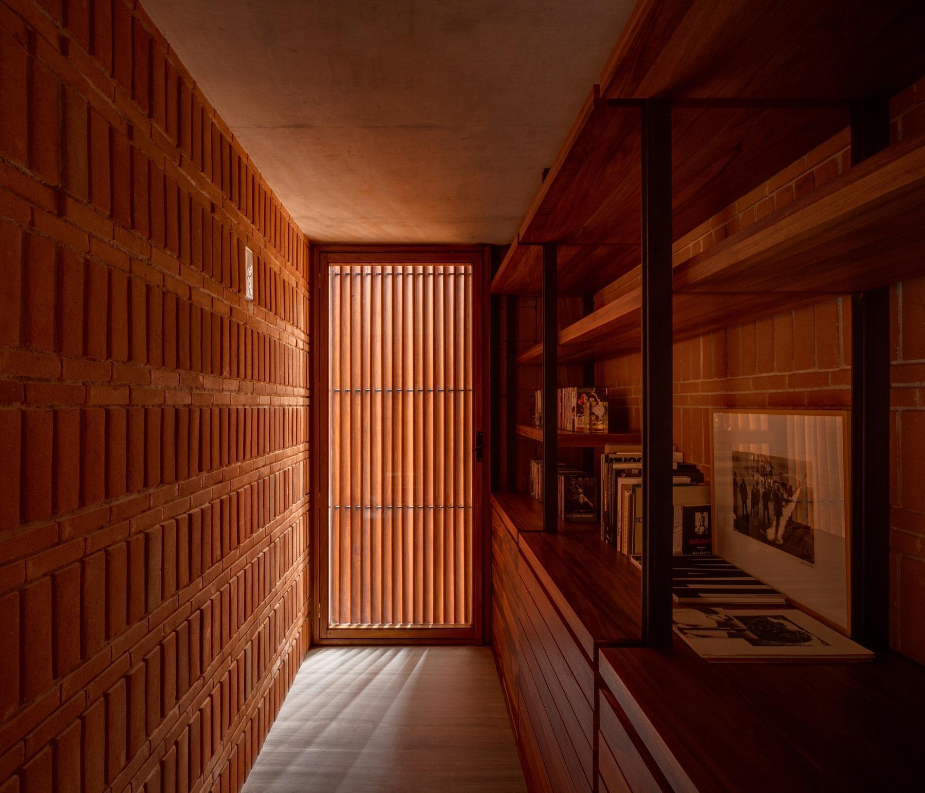 Iturbide Studio Mexico City Brick Architecture Taller Mauricio Rocha Gabriela Carrillo Yellowtrace 13