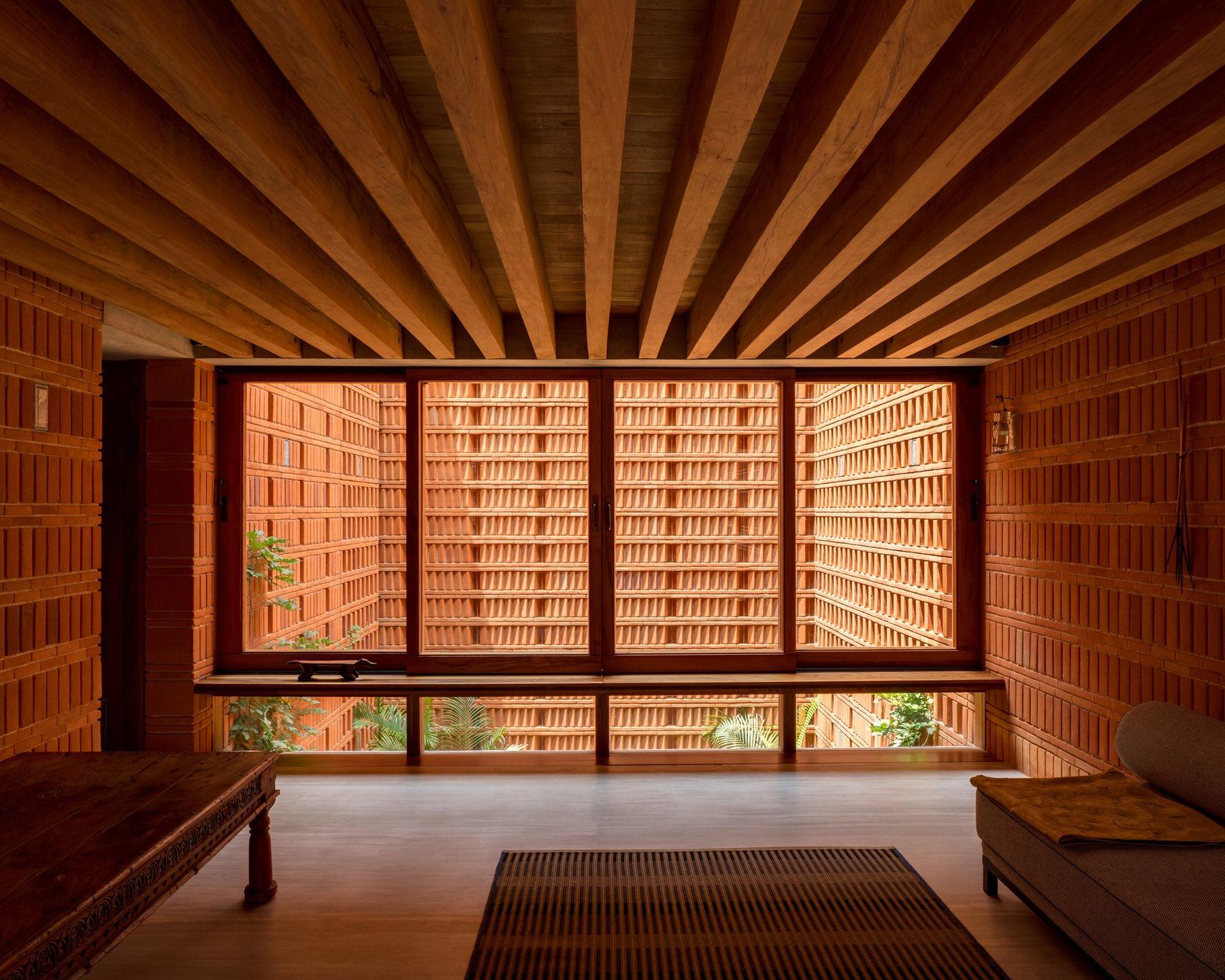 Iturbide Studio Mexico City Brick Architecture Taller Mauricio Rocha Gabriela Carrillo Yellowtrace 14