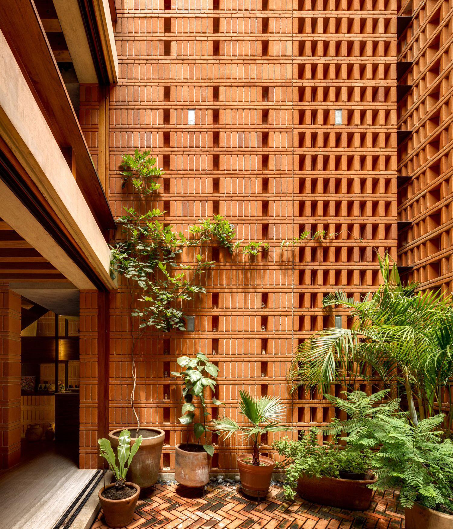 Iturbide Studio Mexico City Brick Architecture Taller Mauricio Rocha Gabriela Carrillo Yellowtrace 15