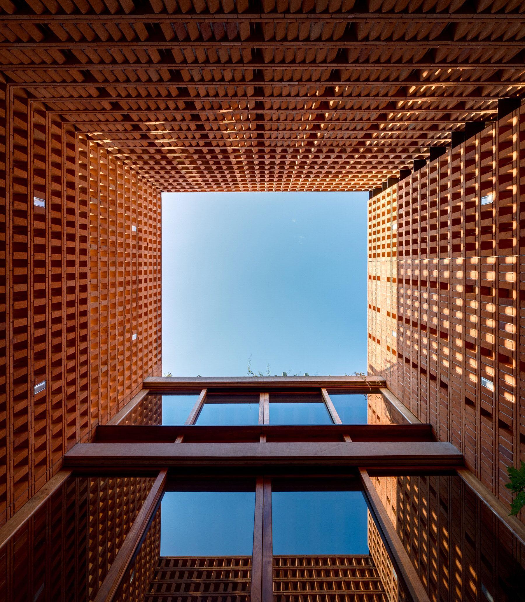 Iturbide Studio Mexico City Brick Architecture Taller Mauricio Rocha Gabriela Carrillo Yellowtrace 22