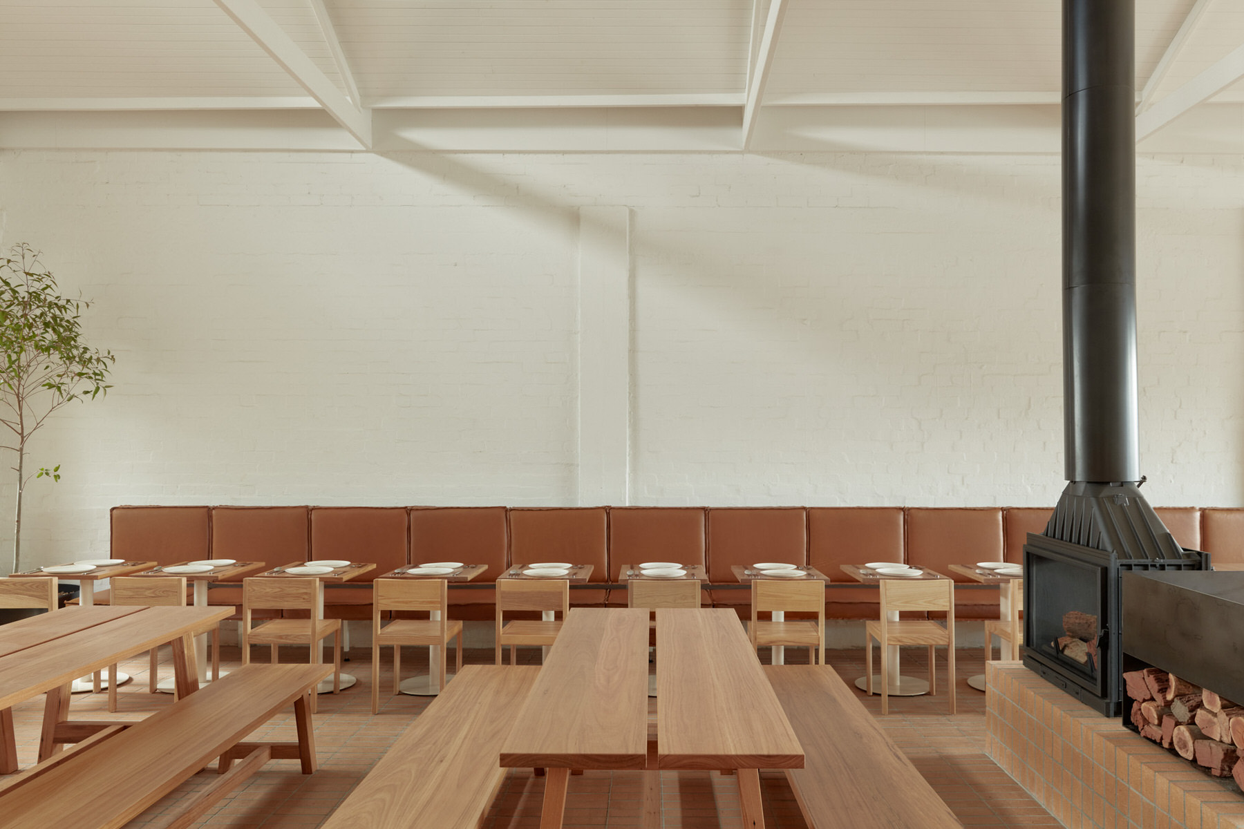 Ritz & Ghougassian, Prior Thornbury, Melbourne Cafe, Photo Tom Ross | Yellowtrace