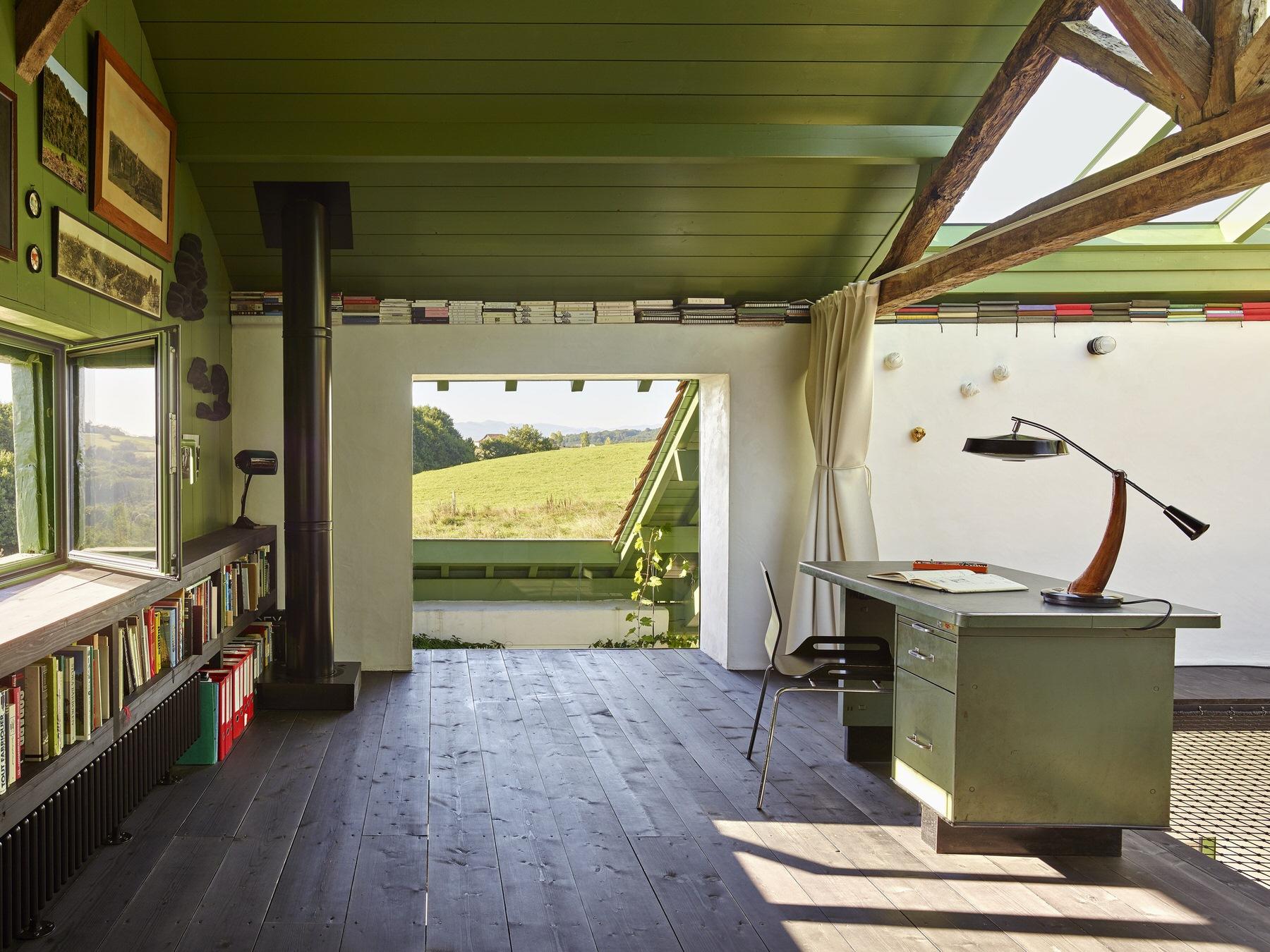 Collectif Encore, Hourre House Labastide Villefranche France, Barn Conversion | Yellowtrace
