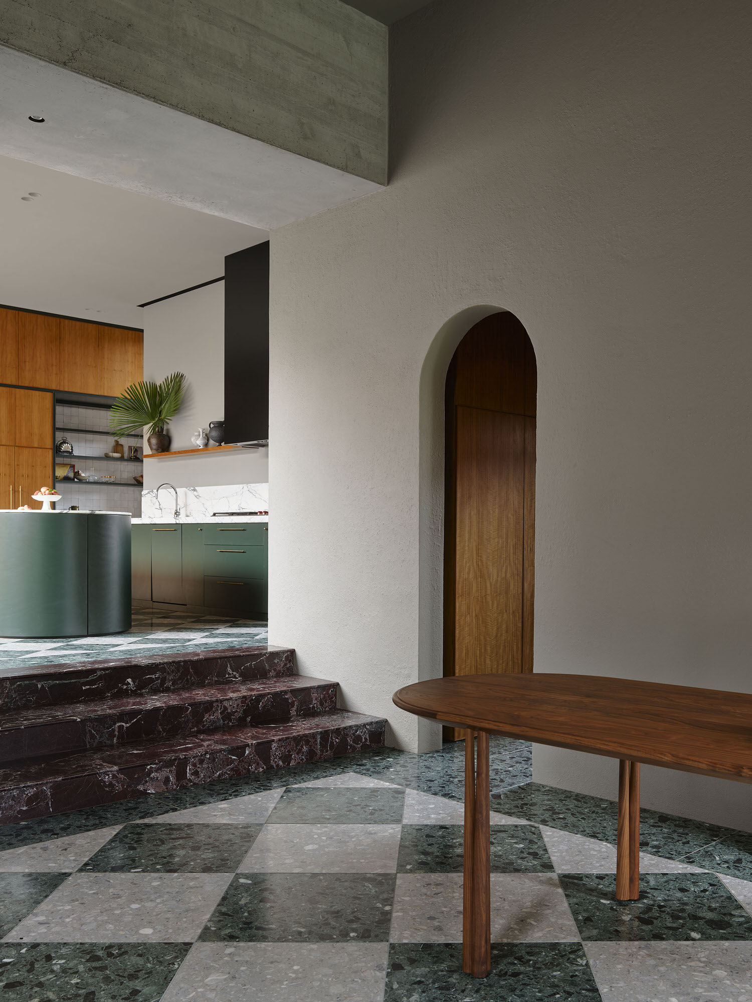 Polly Harbison Design, Arent & Pyke, Garden House Lindfield, Australian Homes, Photo Anson Smart | Yellowtrace