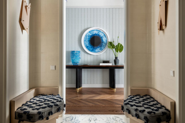 Olga Malyeva Studio Hamovniky Apartment Moscow Luxury Interiors | Yellowtrace