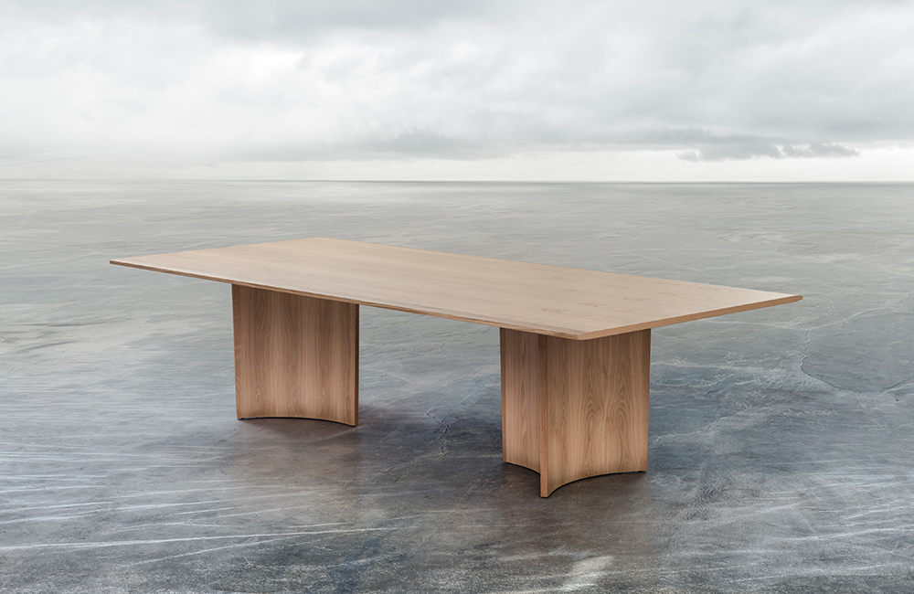 Didier Crevasse Table Yellowtrace