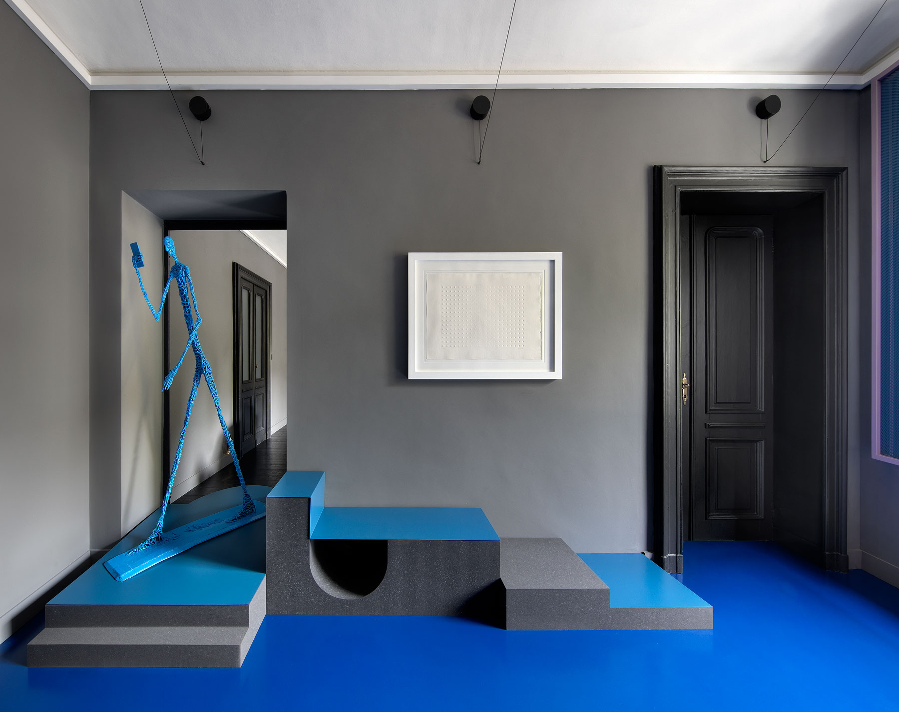 Sceg Architetti Studio Agora Law Office Interior Design Photo Barbara Corsico | Yellowtrace