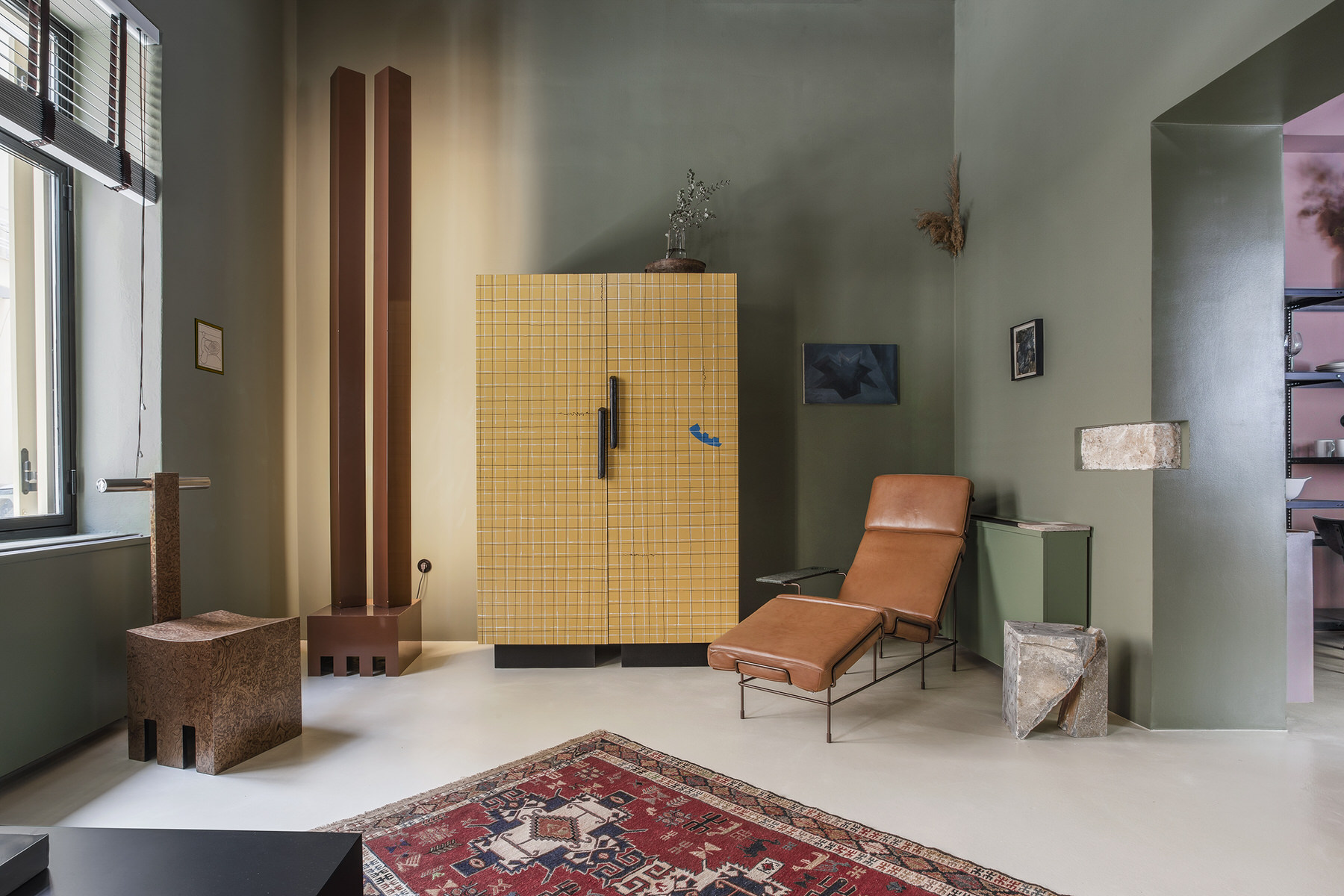 Esperinos Hybrid Design Guesthouse Athens Photo Margarita Nikitaki | Yellowtrace