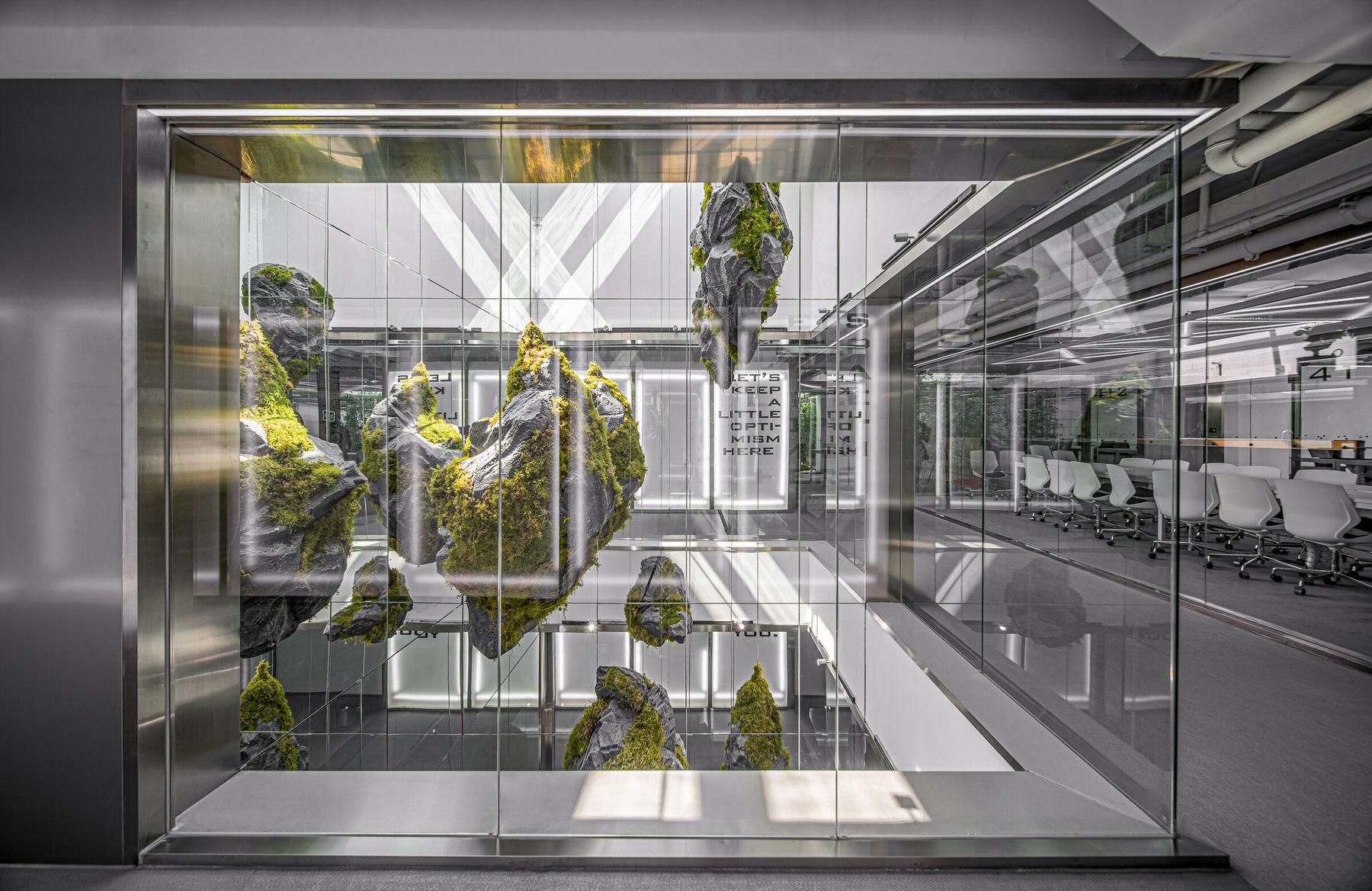 Daga Architects Jinmao Capital J Space Beijing Office Design   Yellowtrace