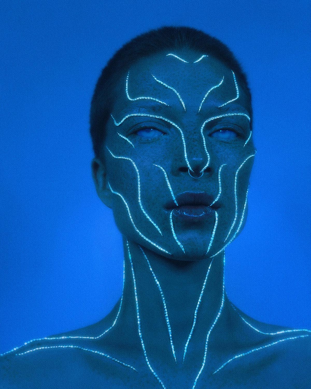 Fuck Off 2020, Kamilla Hanapova Art Beauty Project | Yellowtrace