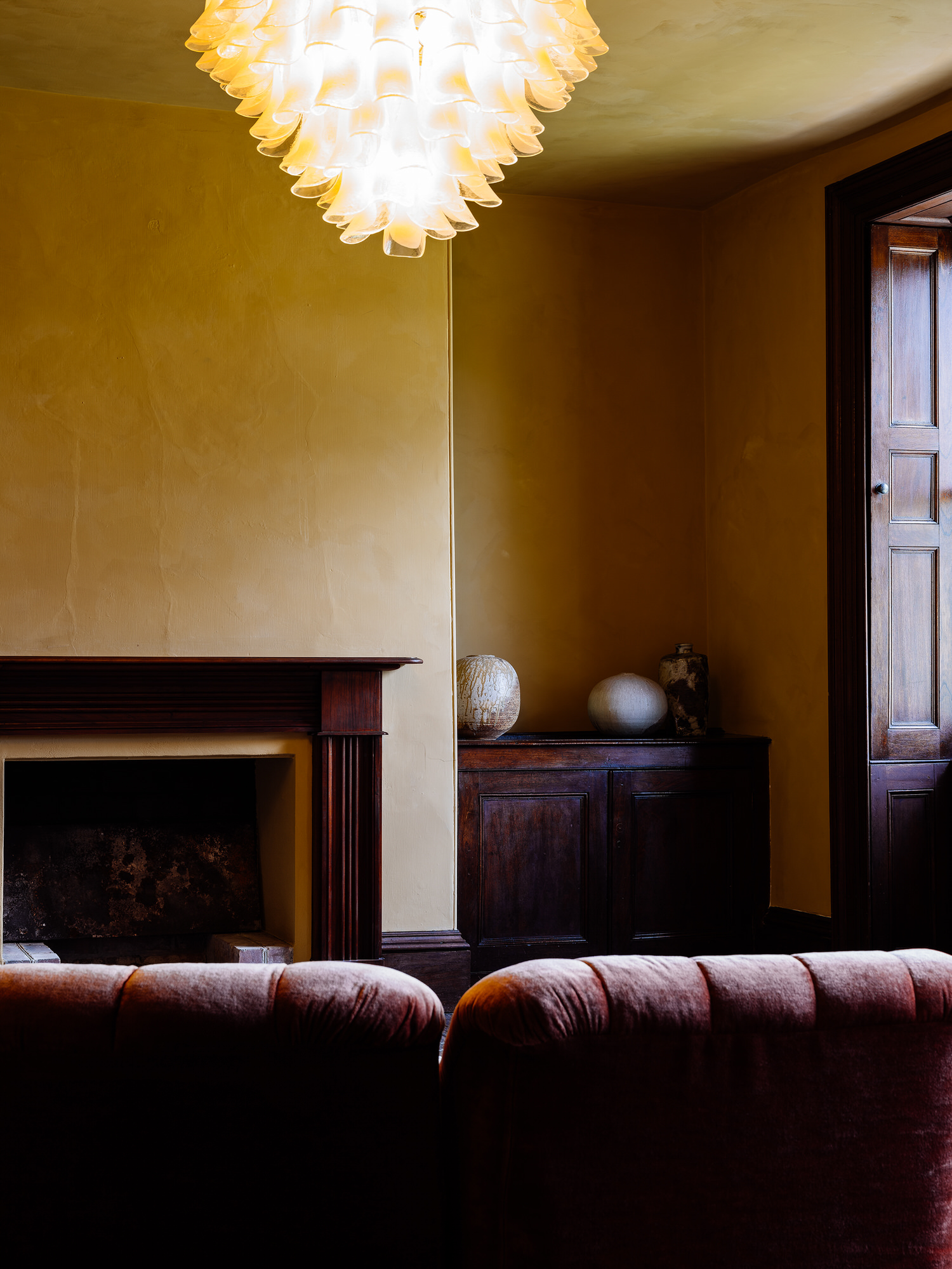 Core Collective Architects, Hollow Tree House Tasmania, Australia Heritage Renovation, Photo Adam Gibson | Yellowtrace