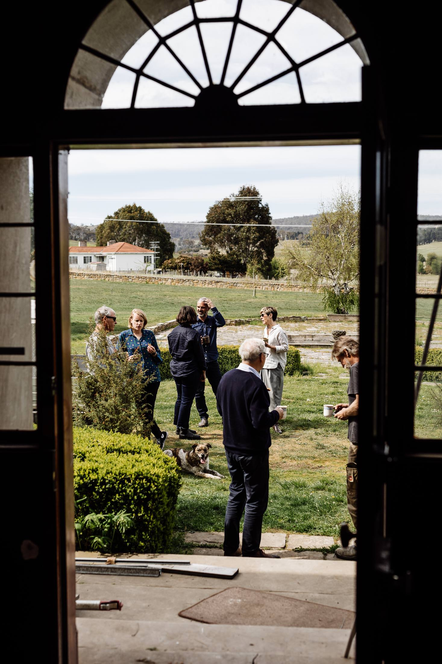 Core Collective Architects, Hollow Tree House Tasmania, Australia Heritage Renovation, Before Shots by Adam Gibson | Yellowtrace