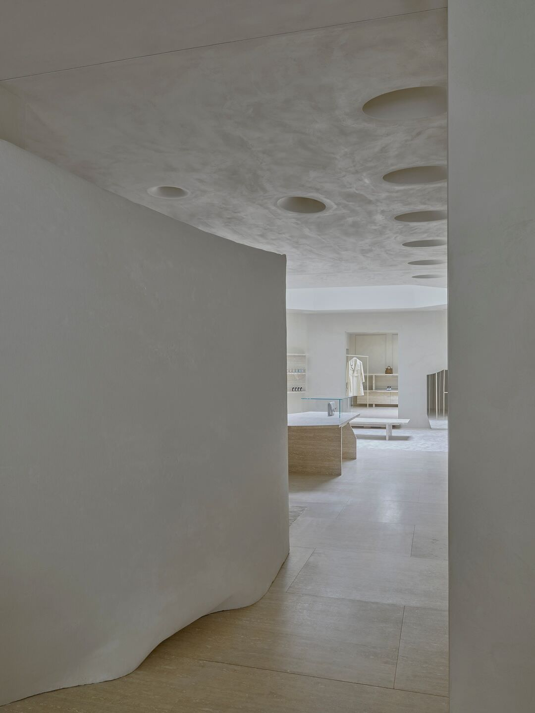 Maison Margiela Introduces New Store Concept by Studio Anne Holtrop with London Flagship.