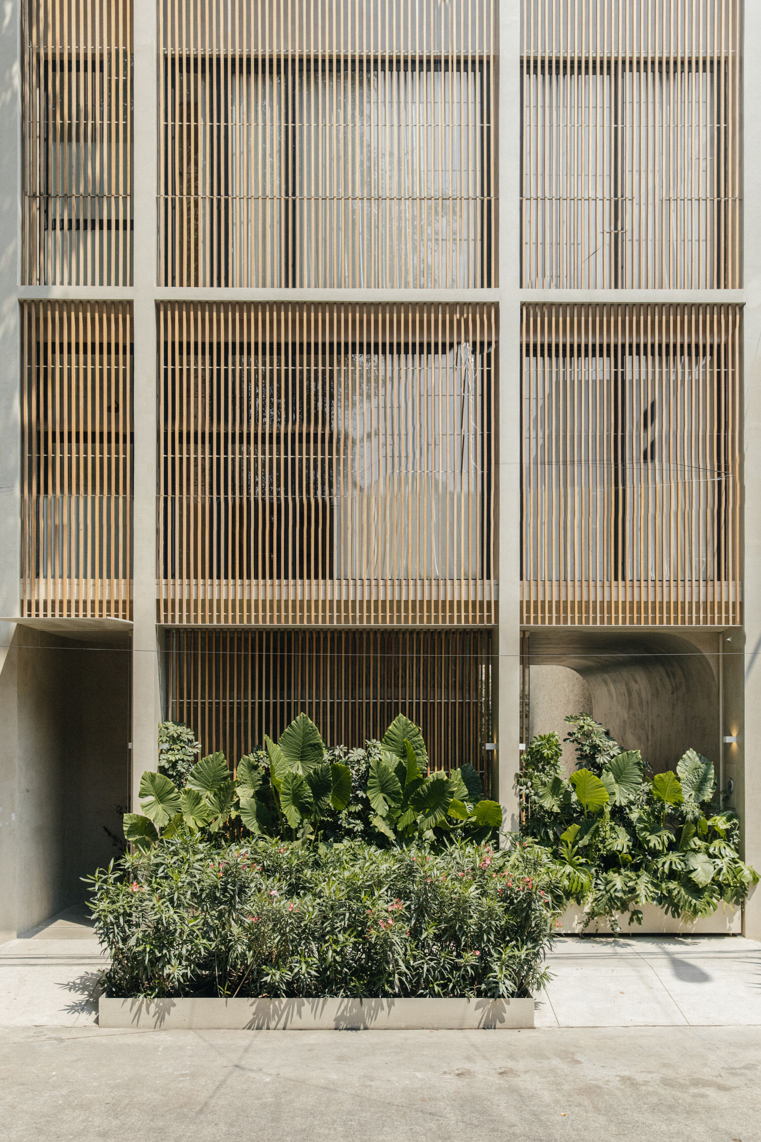 PPAA, Casa Octavia Boutique Hotel Condesa, Mexico Architecture, Maureen Evans | Yellowtrace