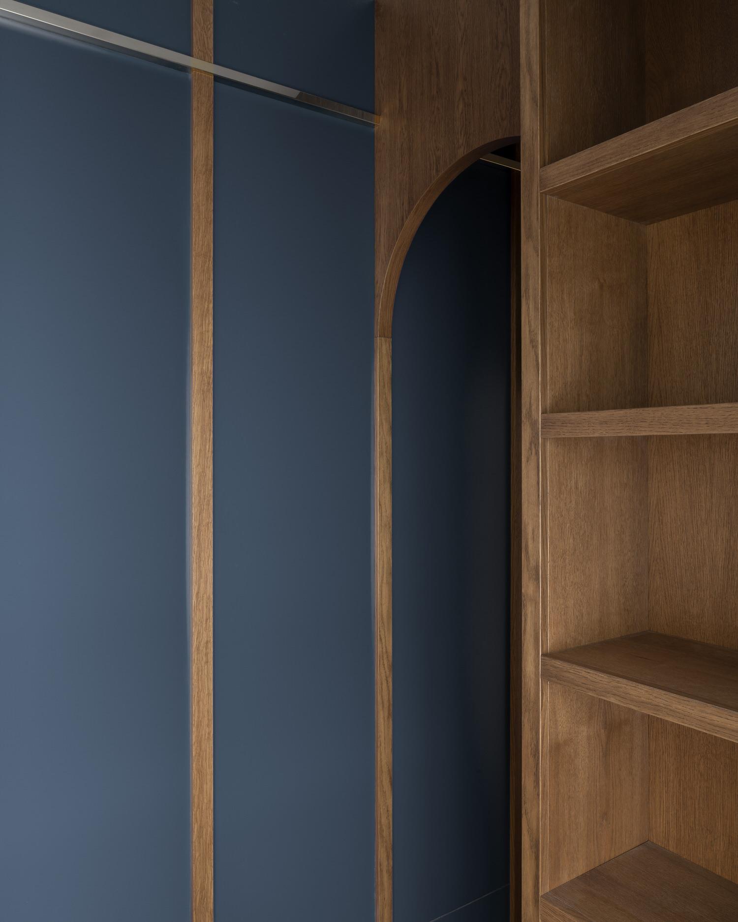 Jonathan Tuckey Design, Marylebone Apartment, Upper Wimpole St, Photo Stale Eriksen | Yellowtrace
