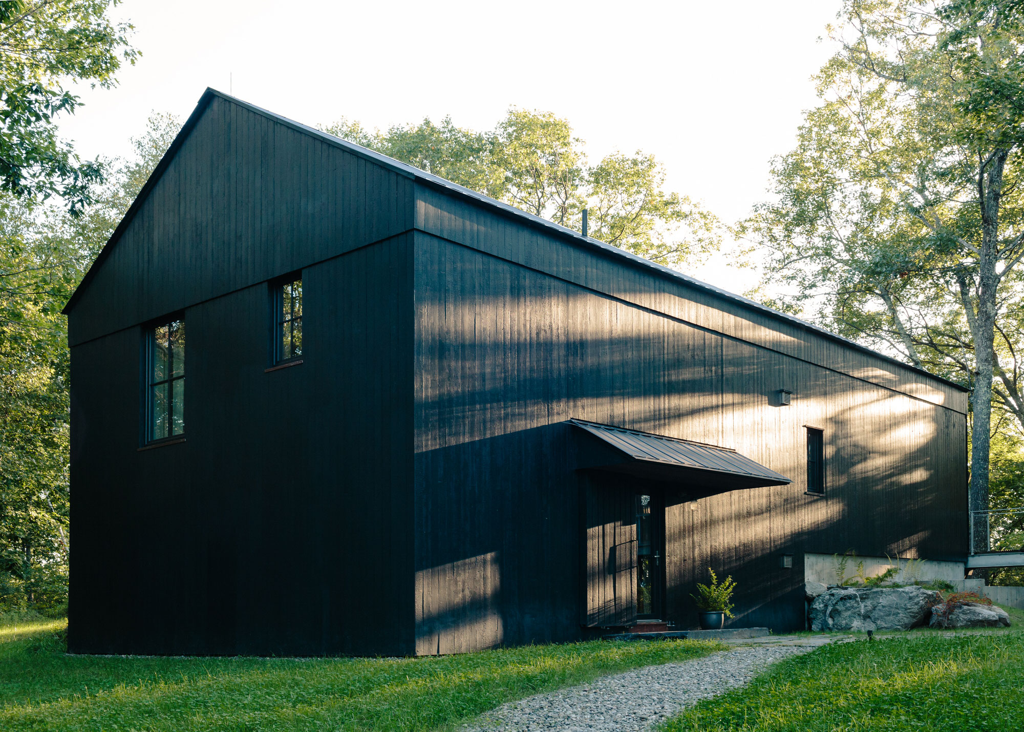 Barlis Wedlick, Fox Hall House, Hudson Valley, Photo Brian Ferry | Yellowtrace