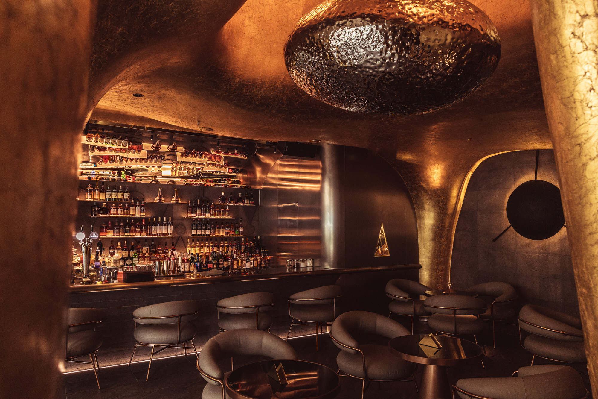 Wooton Designers, Inns Bar Chengdu China, Hospitality Design | Yellowtrace