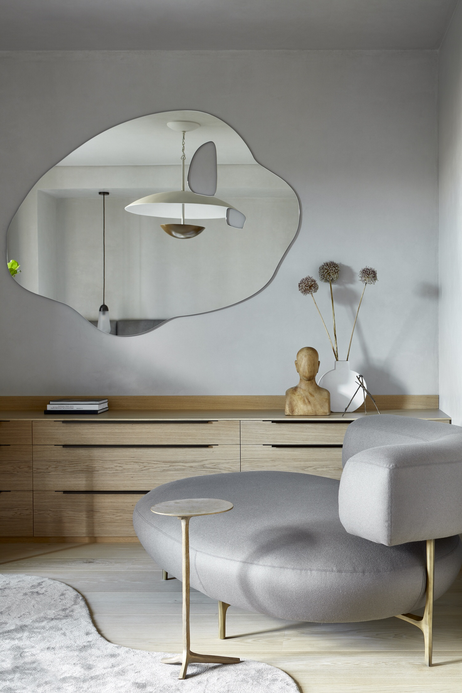 Workshop Studio, Moscow Apartment, Interior Design, Photo Sergey Ananiev | Yellowtrace